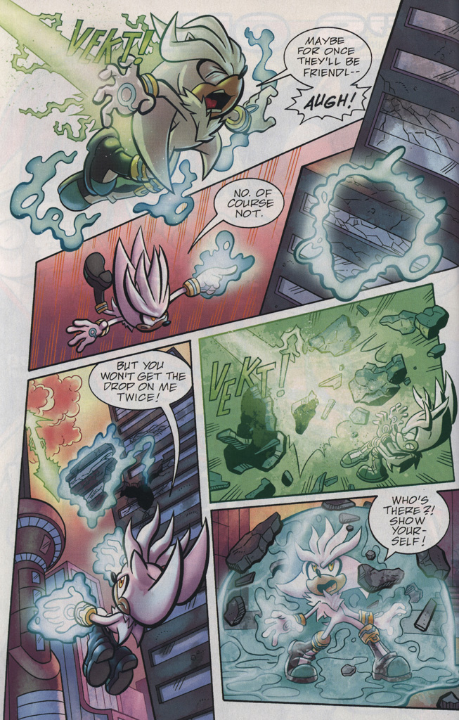 Read online Sonic Universe comic -  Issue #25 - 8