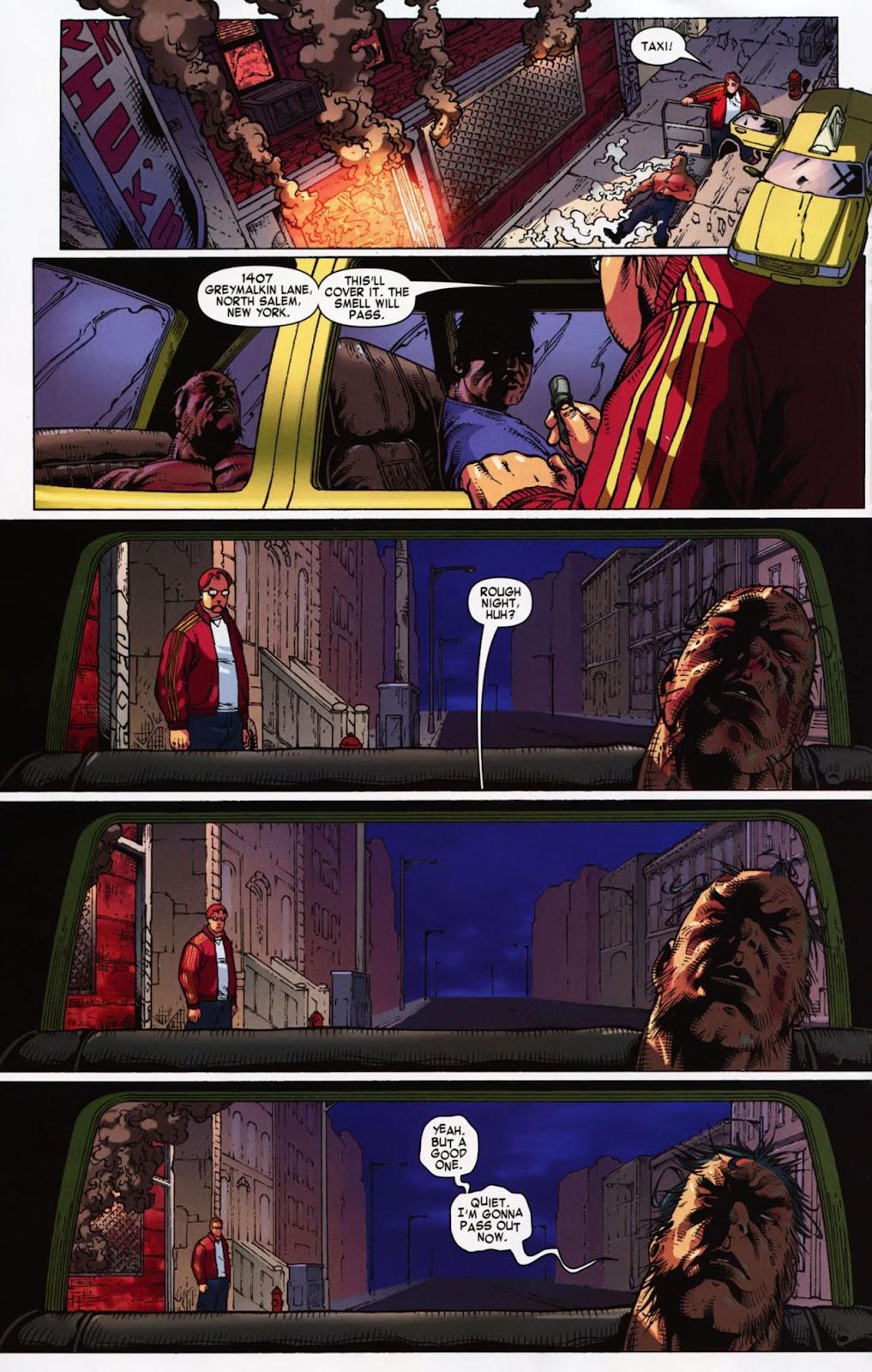Read online Wolverine (2003) comic -  Issue #900 - 55