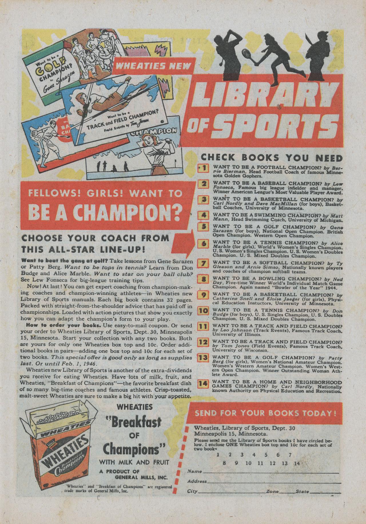 Read online Detective Comics (1937) comic -  Issue #99 - 44