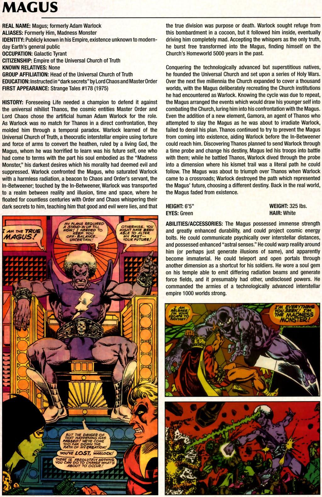 Read online Marvel Legacy: The 1970's Handbook comic -  Issue # Full - 36