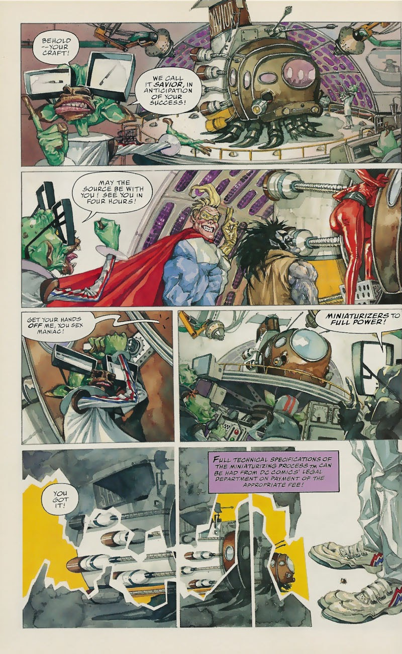 Lobo: Fragtastic Voyage issue Full - Page 11