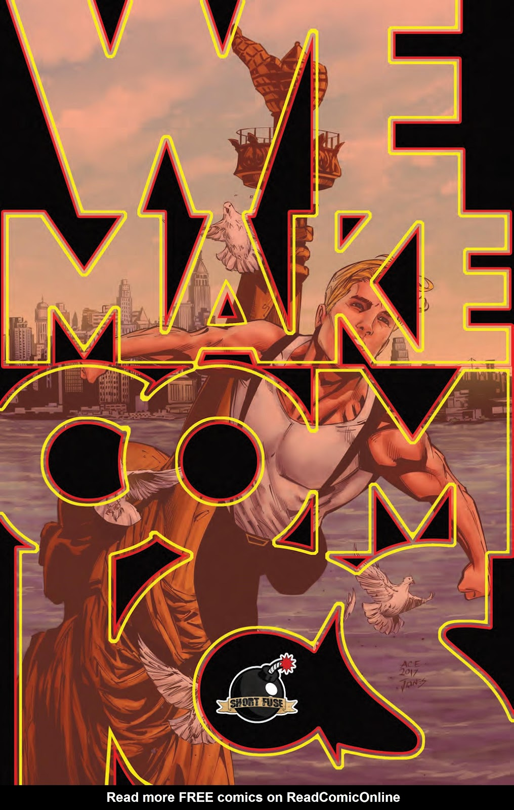 Read online American Dreams comic -  Issue #1 - 25