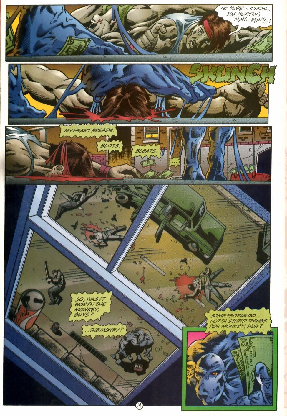 Read online Sludge comic -  Issue #1 - 15