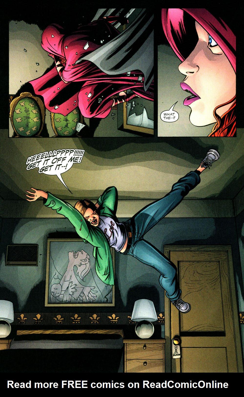 Read online Fallen Angel (2003) comic -  Issue #3 - 17