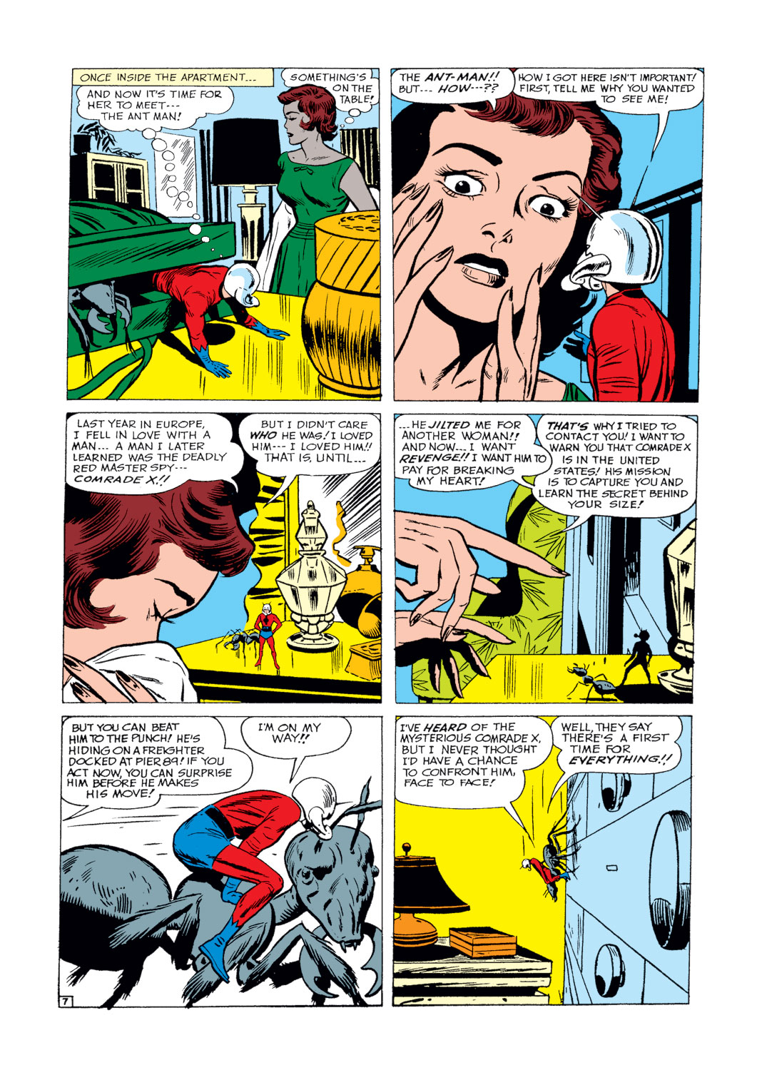 Tales to Astonish (1959) issue 36 - Page 8
