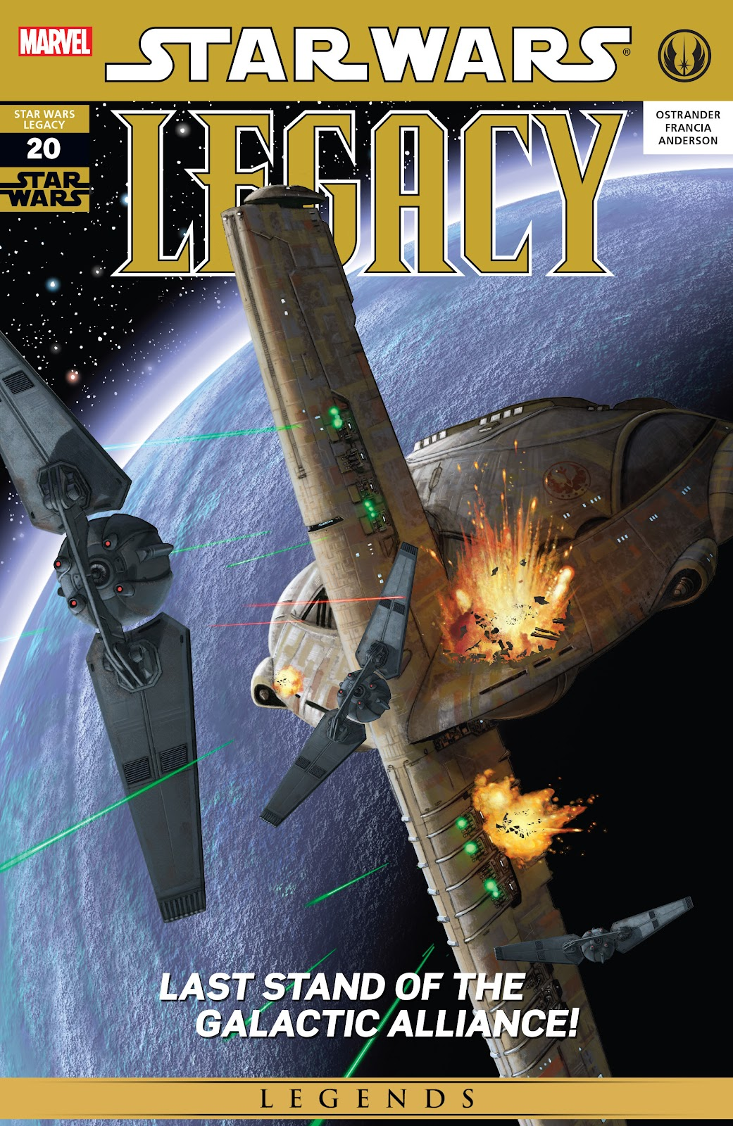 Read online Star Wars Legends: Legacy - Epic Collection comic -  Issue # TPB 2 (Part 1) - 6