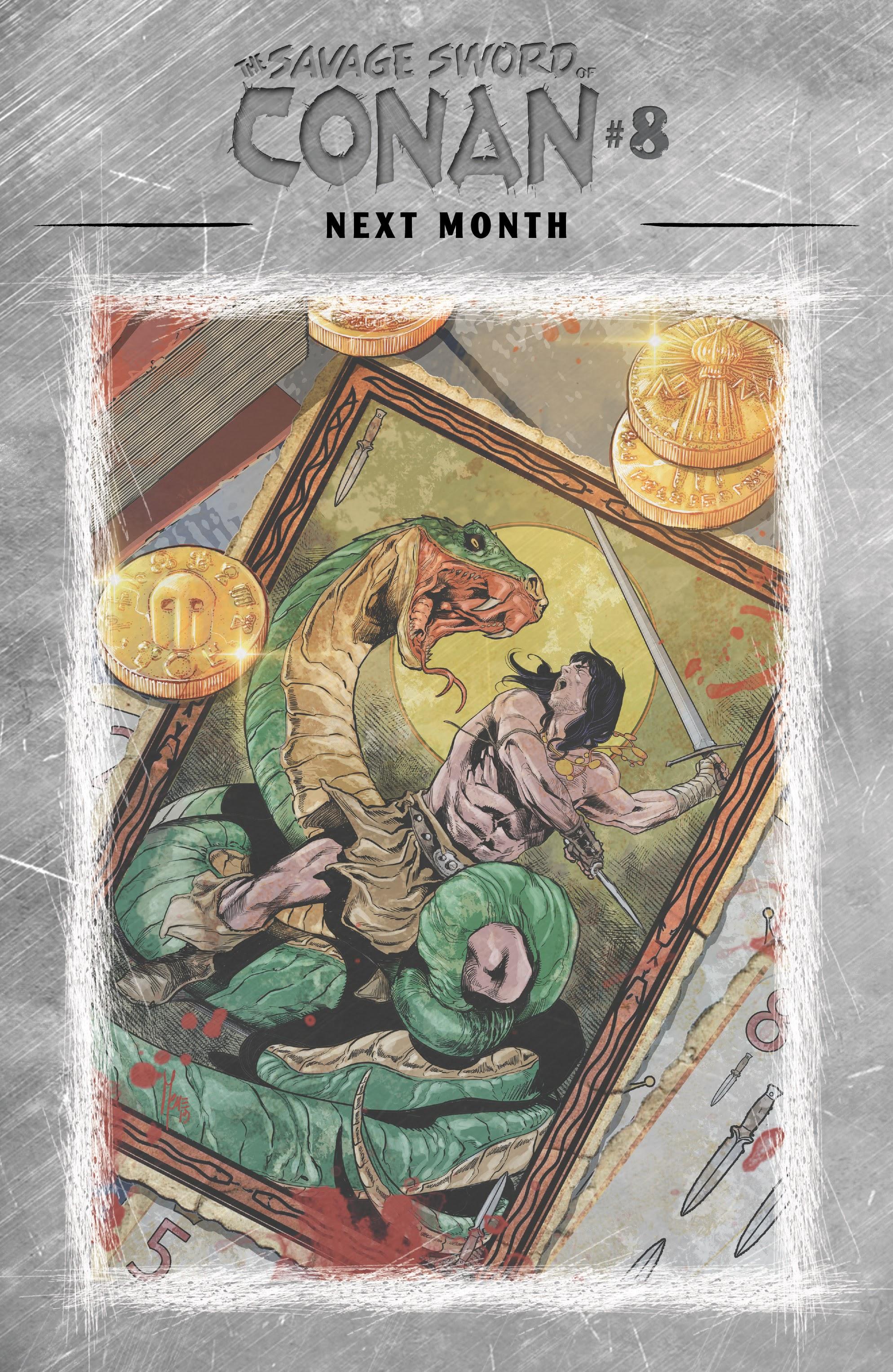 Read online Savage Sword of Conan comic -  Issue #7 - 26