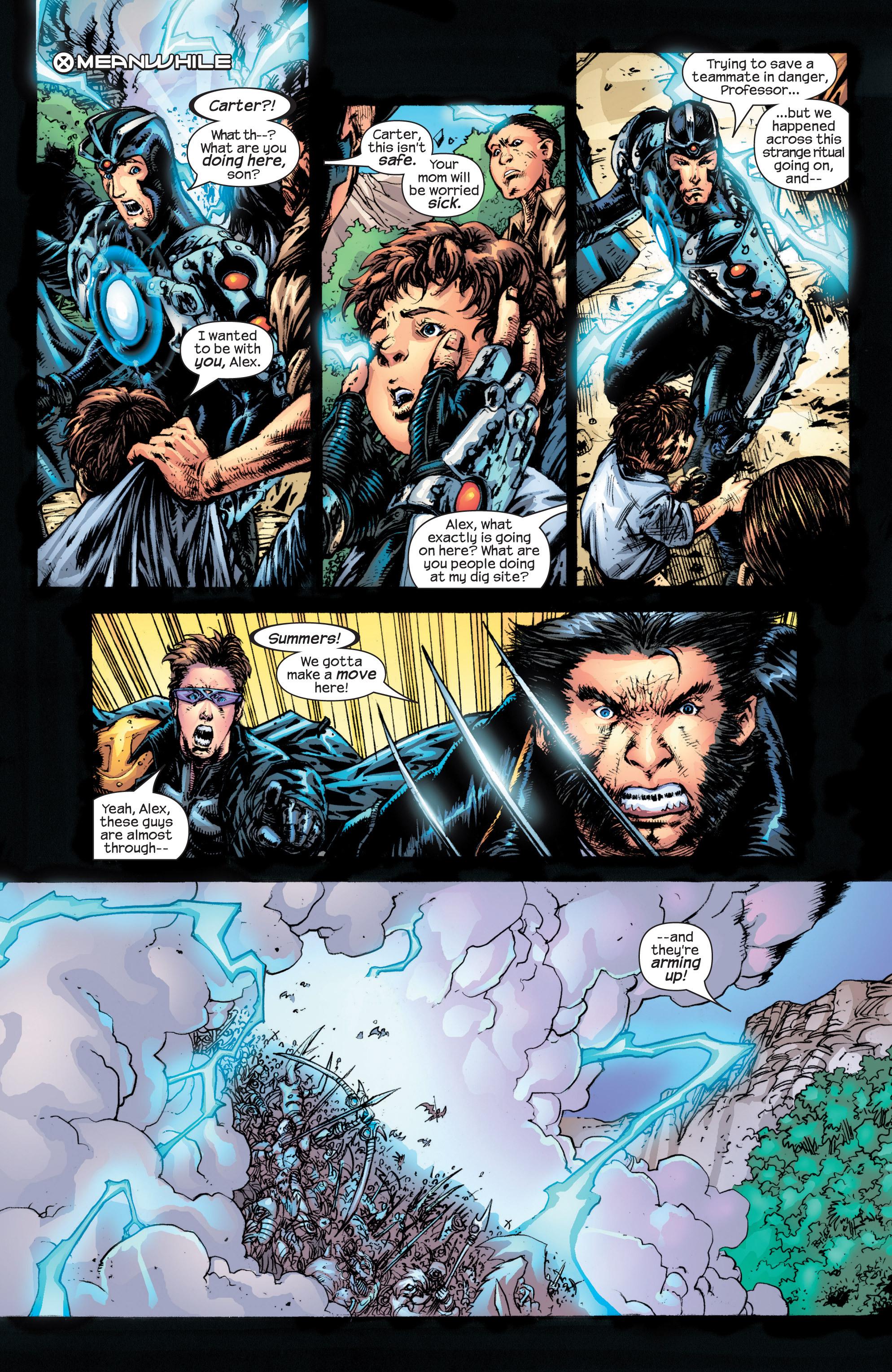 Read online Uncanny X-Men (1963) comic -  Issue #430 - 18