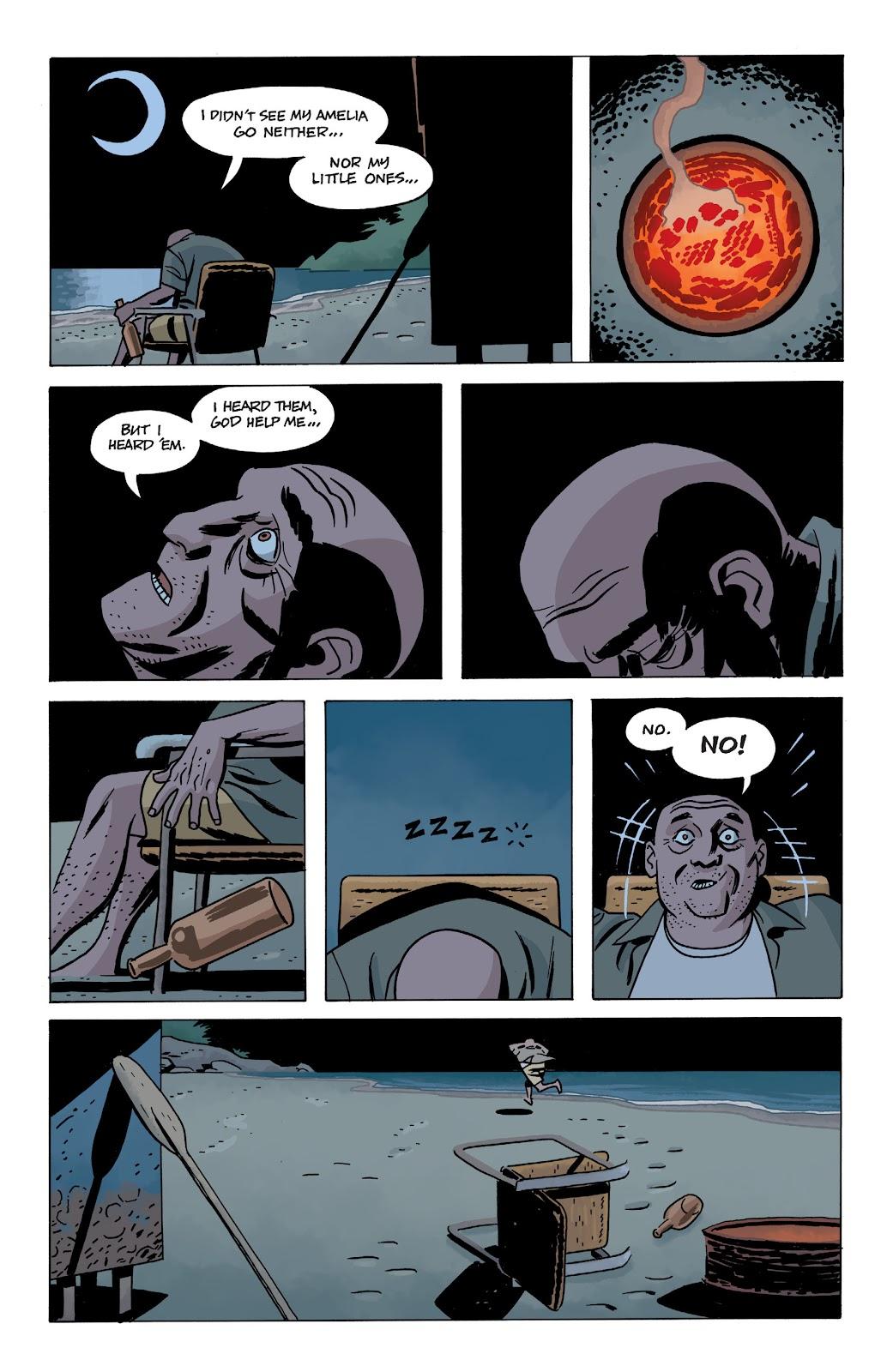 Read online The Twilight Children comic -  Issue #1 - 14