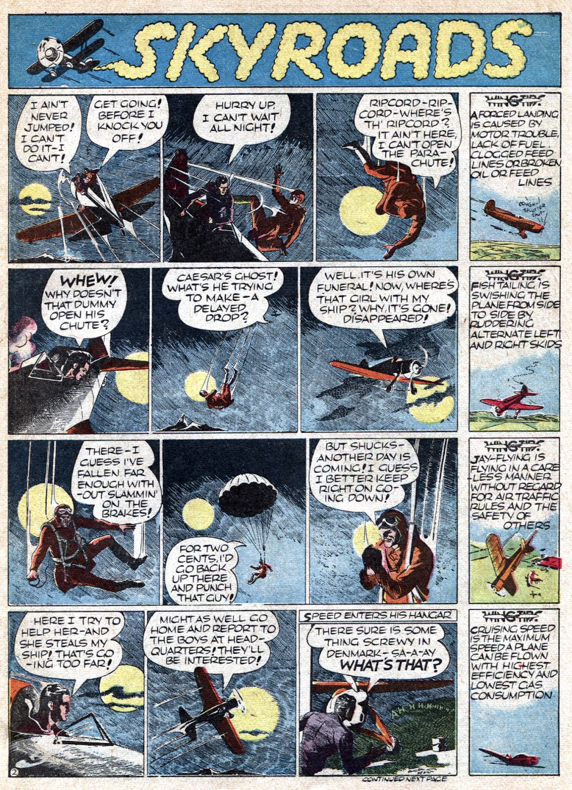 Read online Famous Funnies comic -  Issue #66 - 11