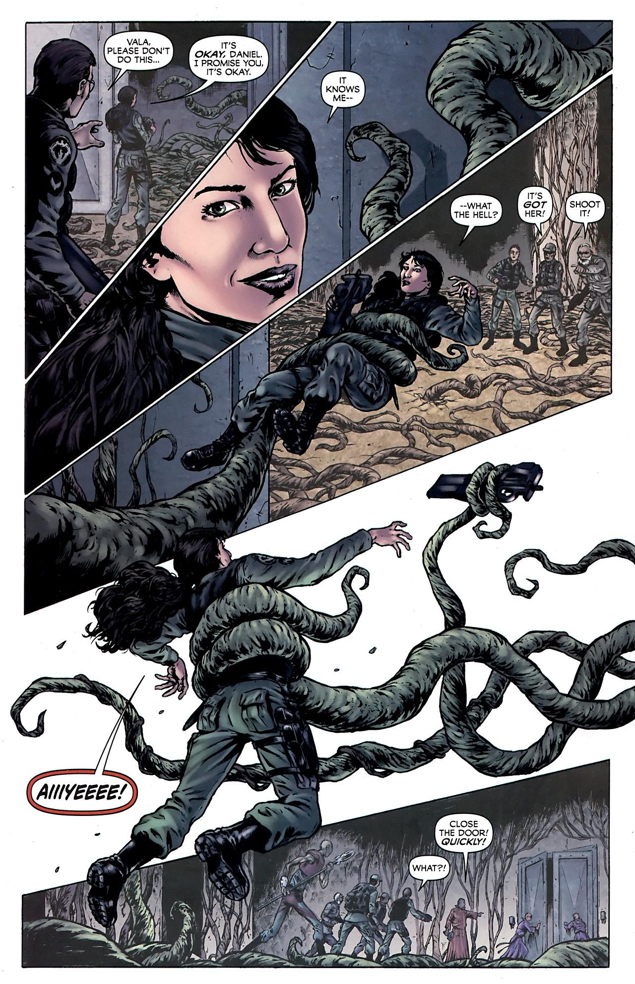 Read online Stargate Vala Mal Doran comic -  Issue #4 - 15