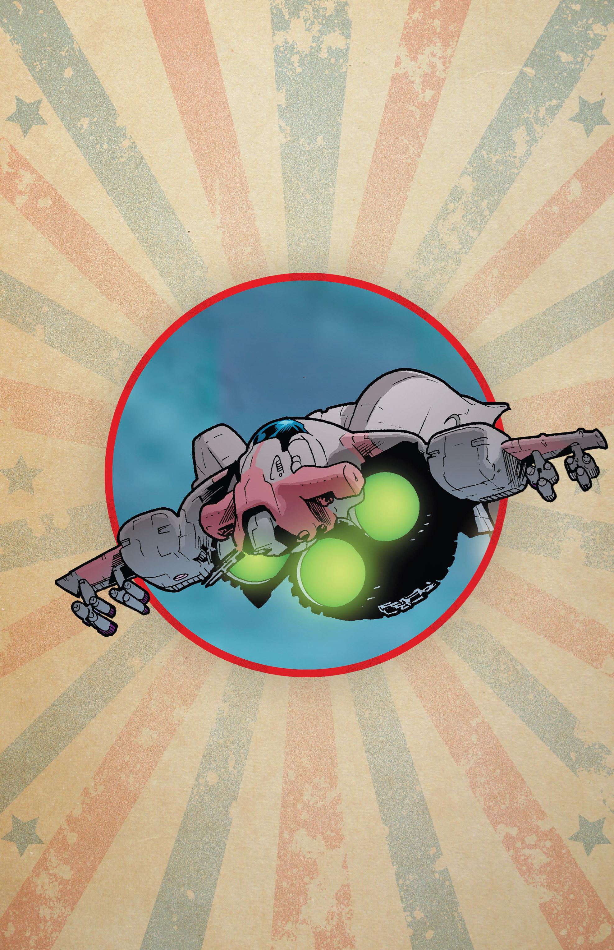 Read online Shockrockets comic -  Issue # TPB - 55