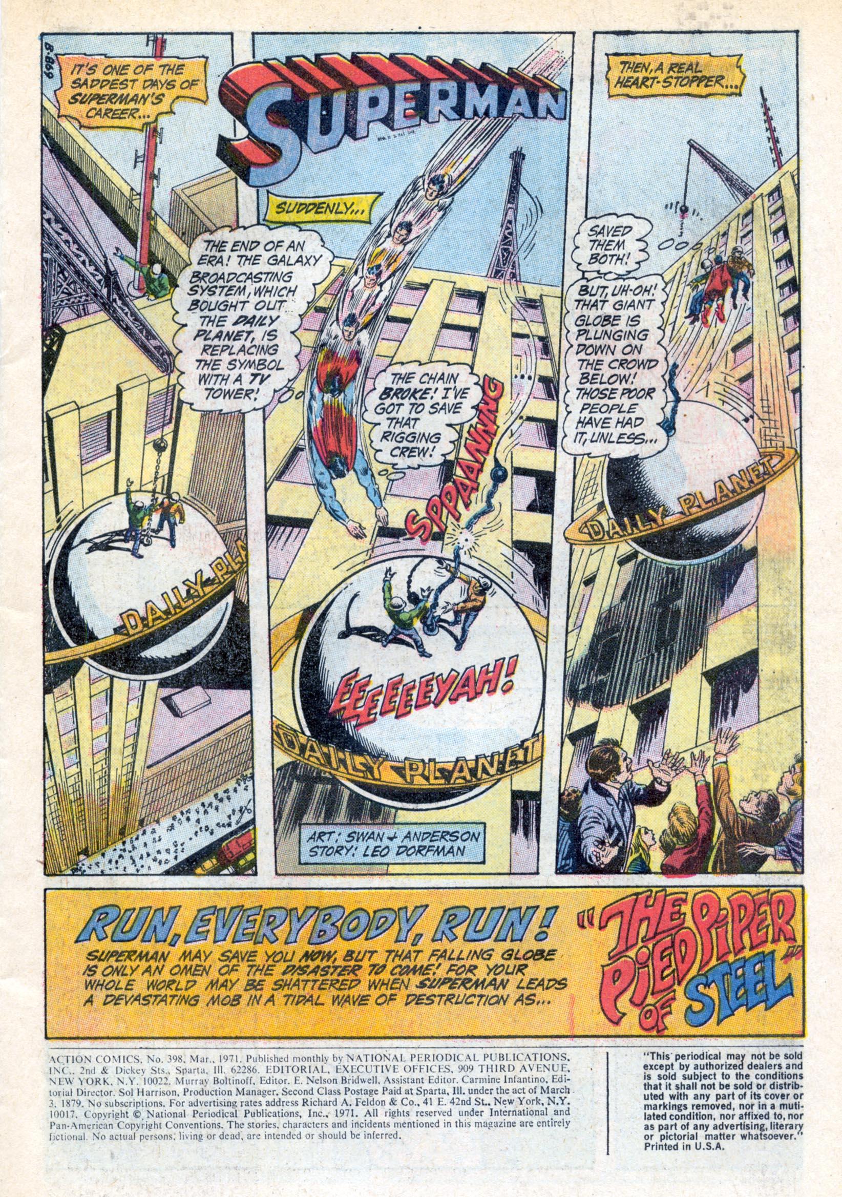 Action Comics (1938) 398 Page 2