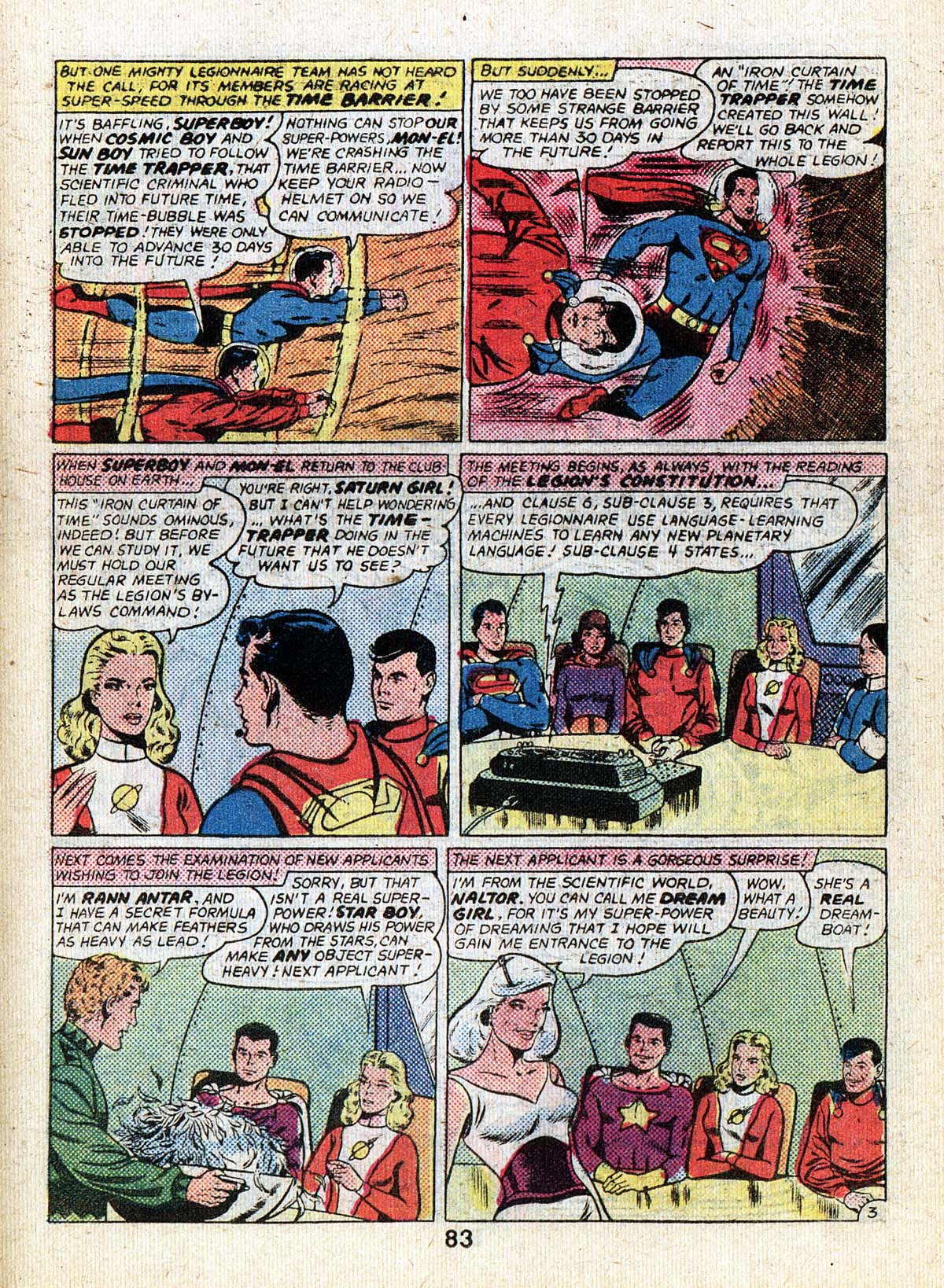 Read online Adventure Comics (1938) comic -  Issue #502 - 83