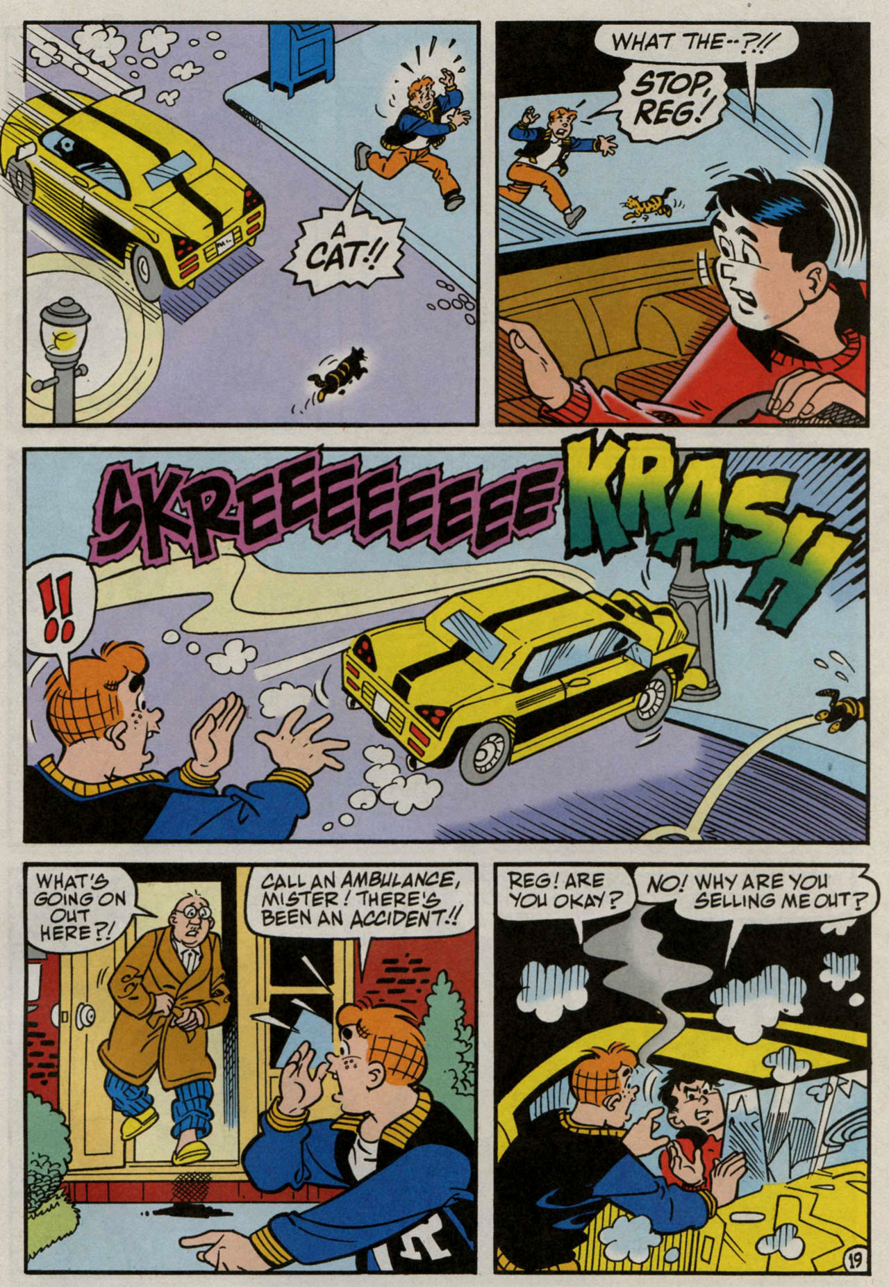 Read online Archie (1960) comic -  Issue #582 - 20