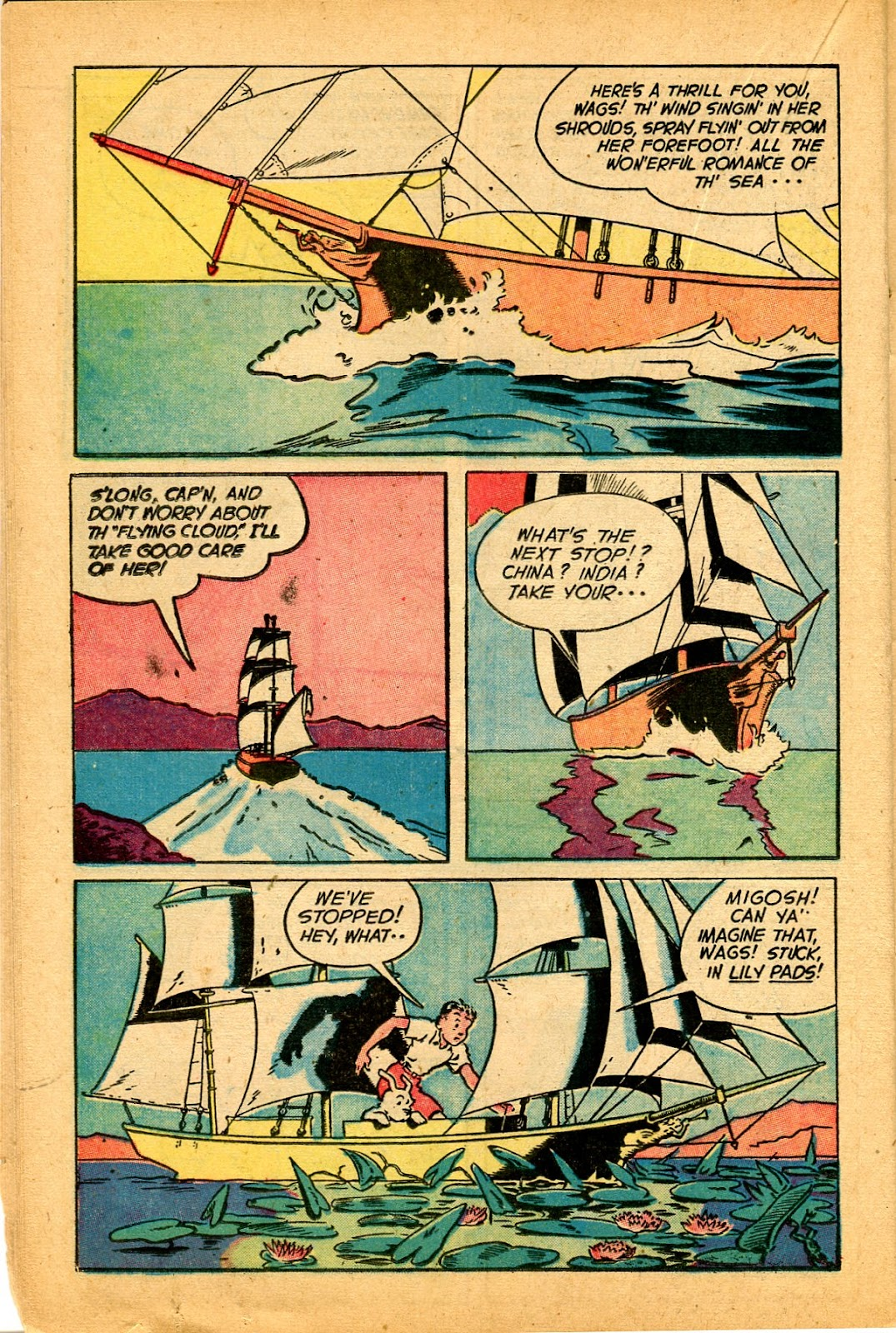 Read online Famous Funnies comic -  Issue #159 - 32