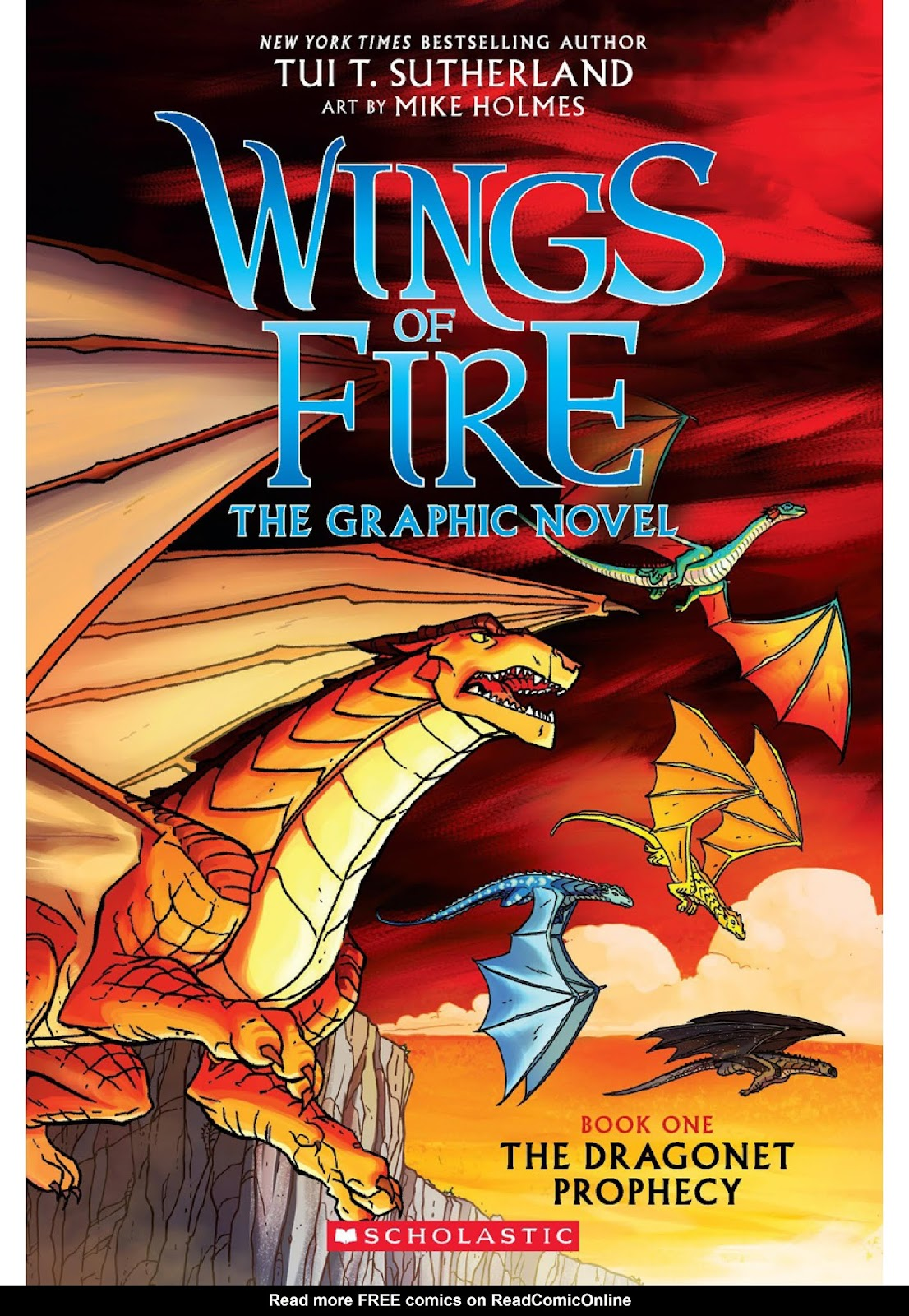 Wings of Fire TPB_1_(Part_1) Page 1