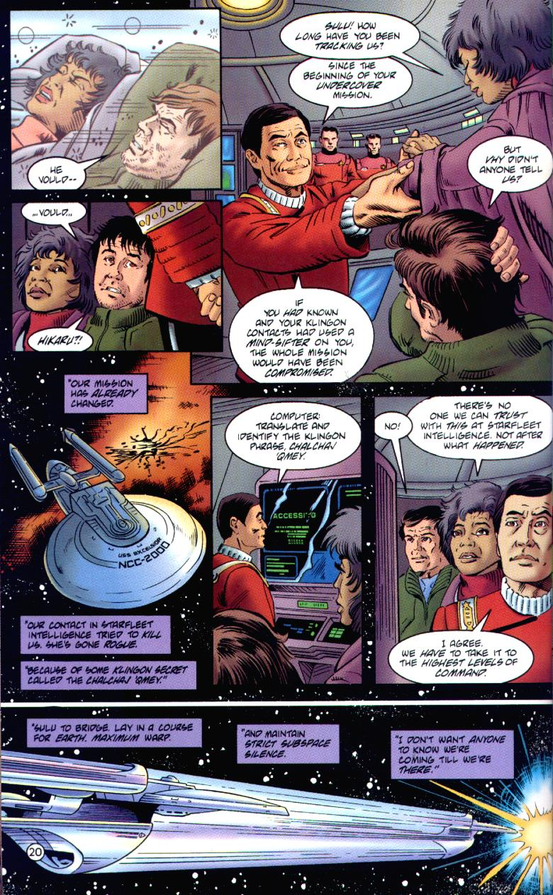 Read online Star Trek: The Ashes of Eden comic -  Issue # Full - 24