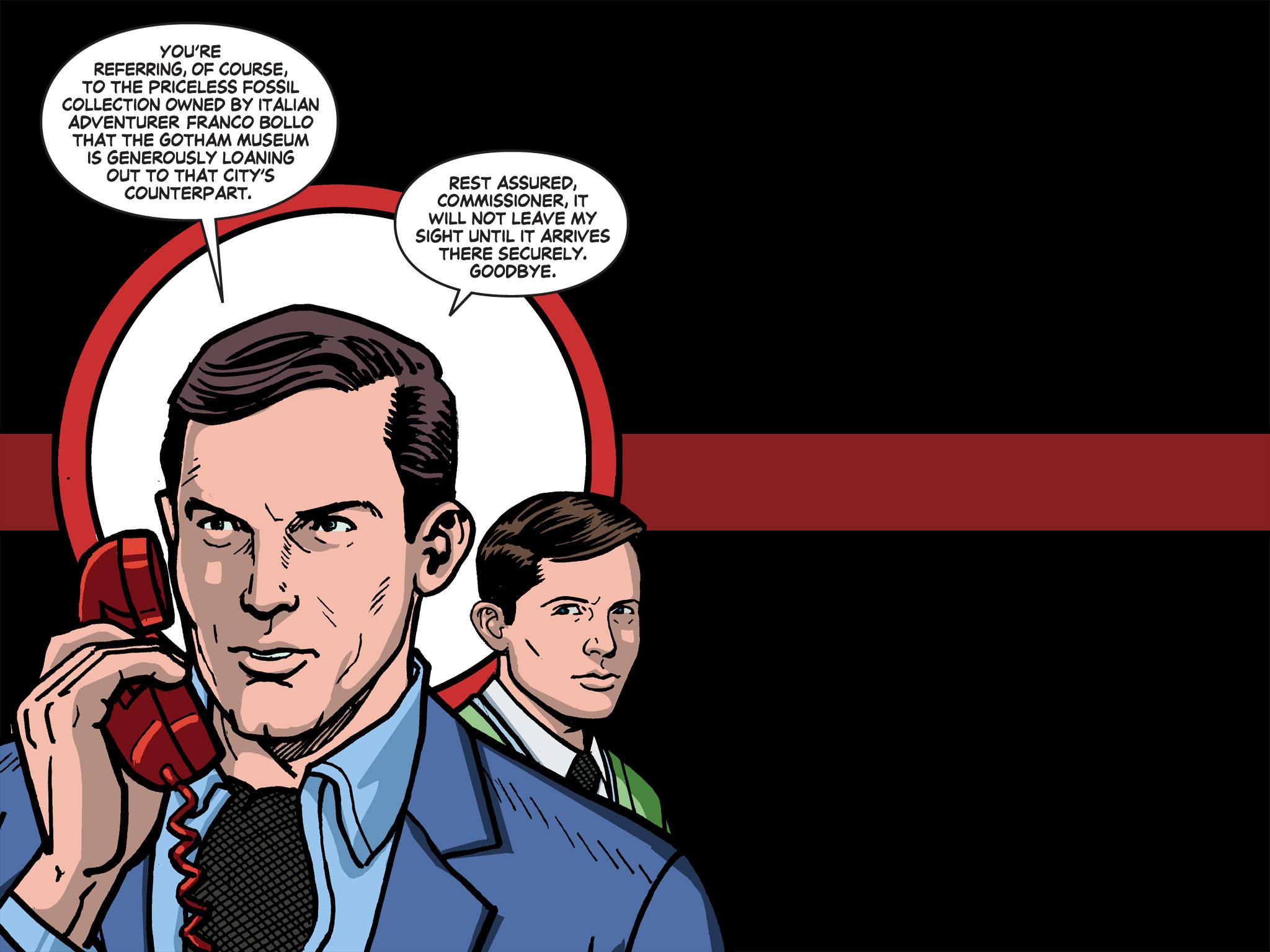 Read online Batman '66 Meets the Green Hornet [II] comic -  Issue #1 - 23