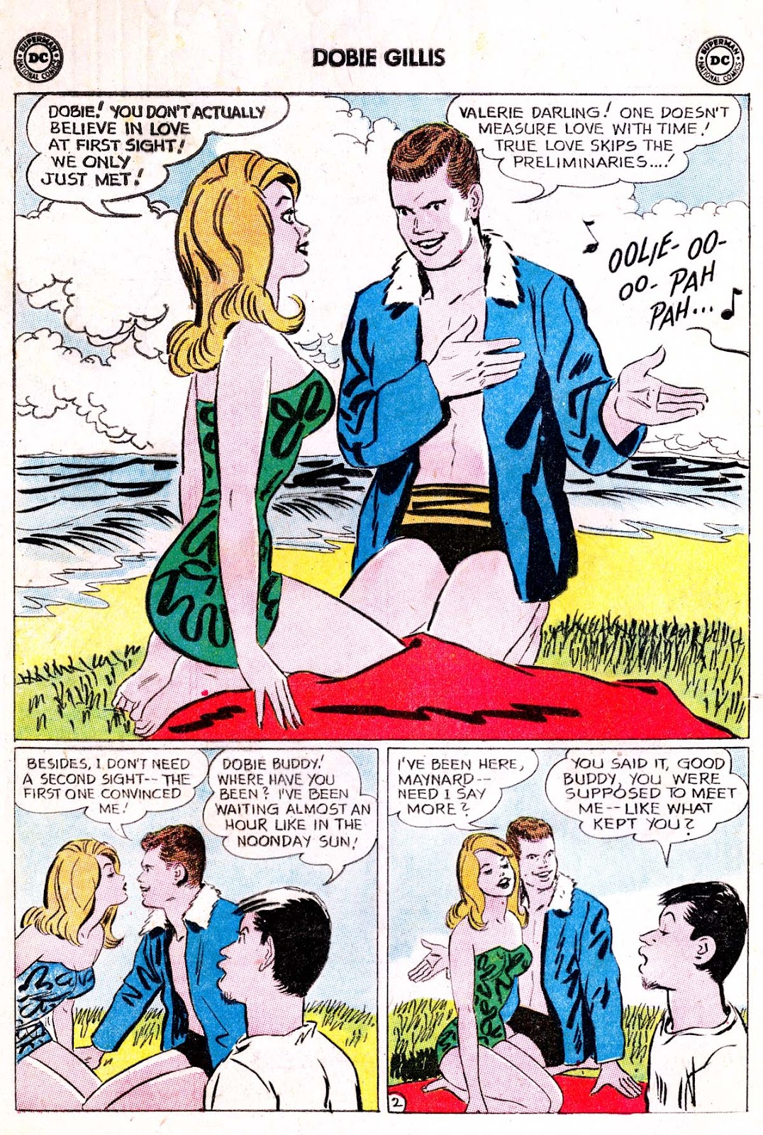 Many Loves of Dobie Gillis issue 21 - Page 4