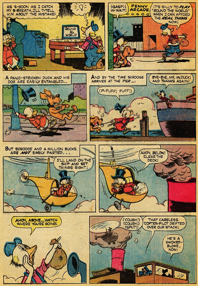 Read online Uncle Scrooge (1953) comic -  Issue #157 - 16
