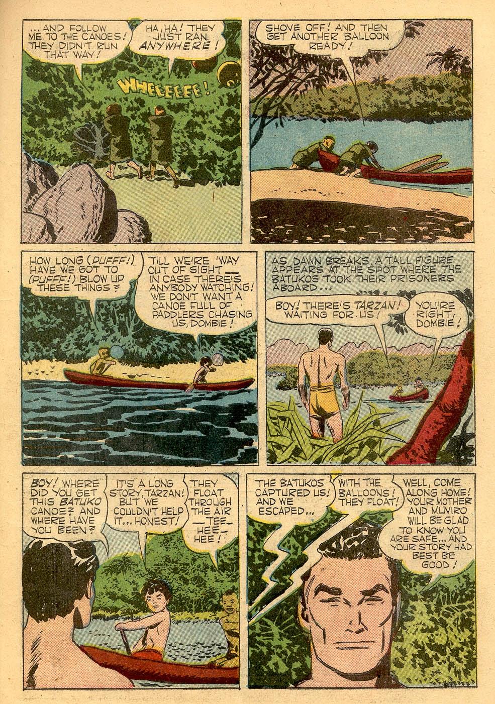 Tarzan (1948) issue 119 - Page 23