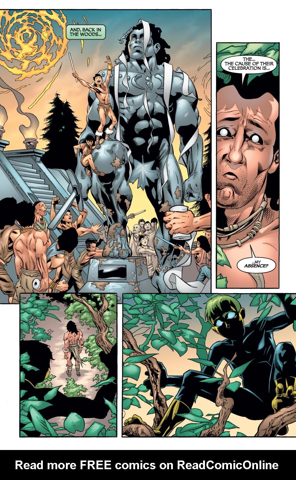 Read online Alpha Flight (2004) comic -  Issue #7 - 17