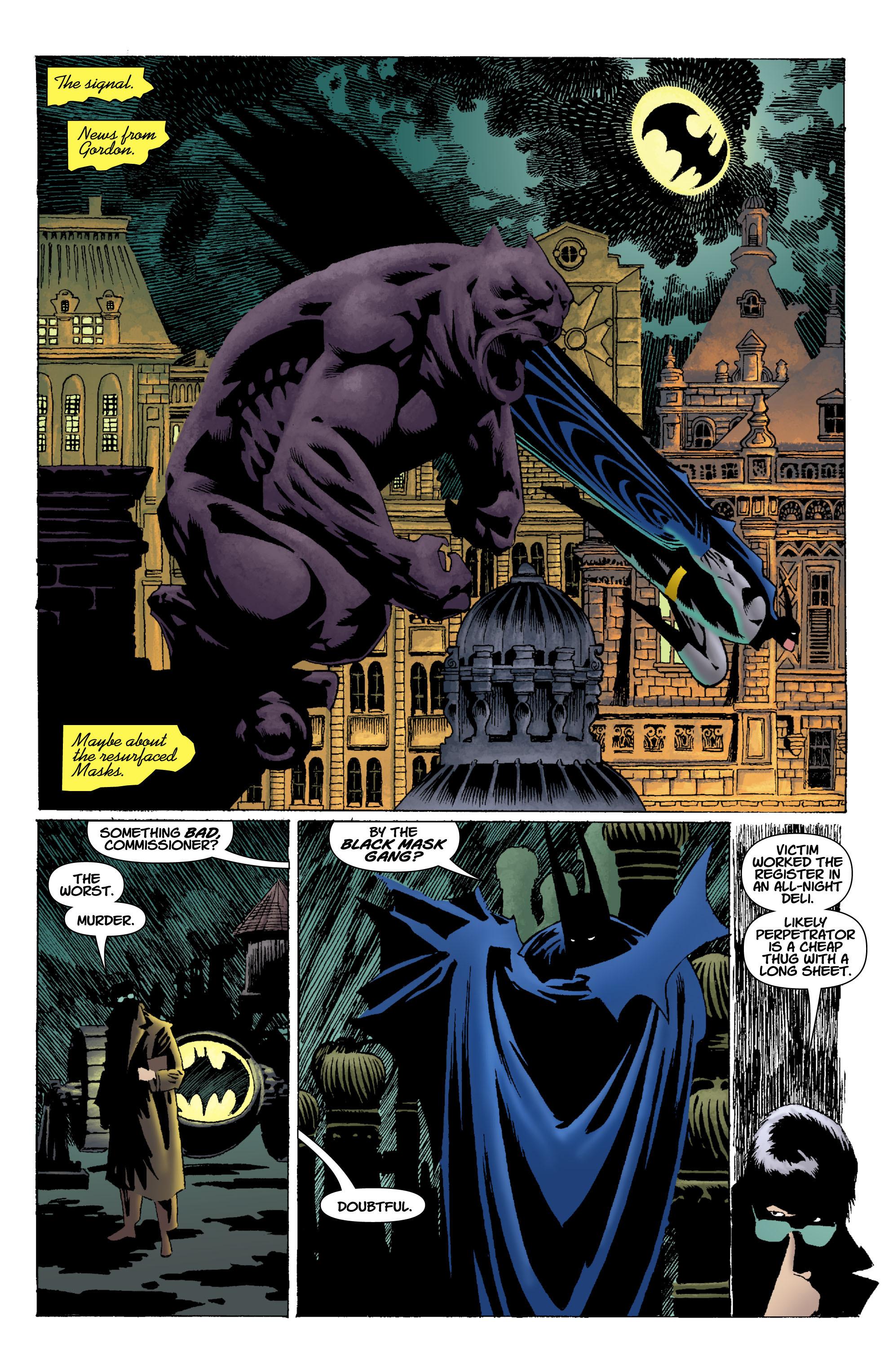 Read online Batman: Unseen comic -  Issue #1 - 18