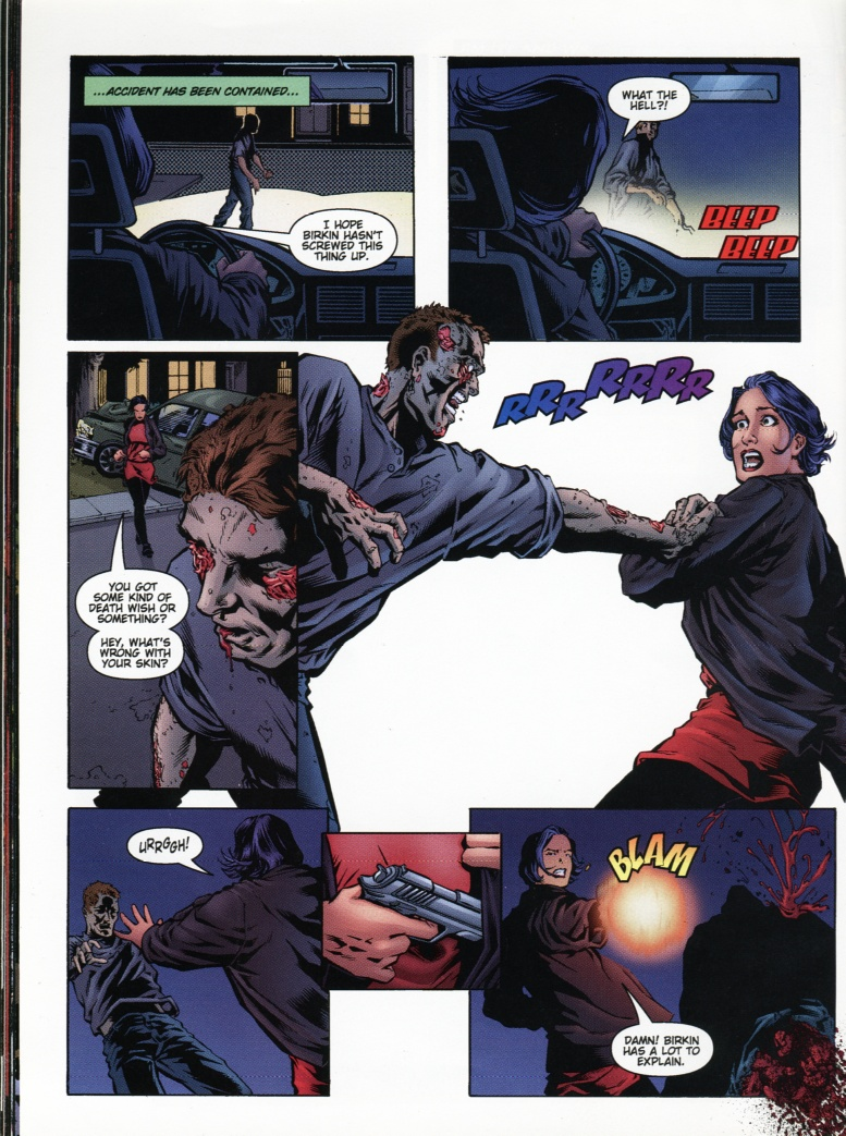 Resident Evil (1998) Issue #1 #1 - English 37