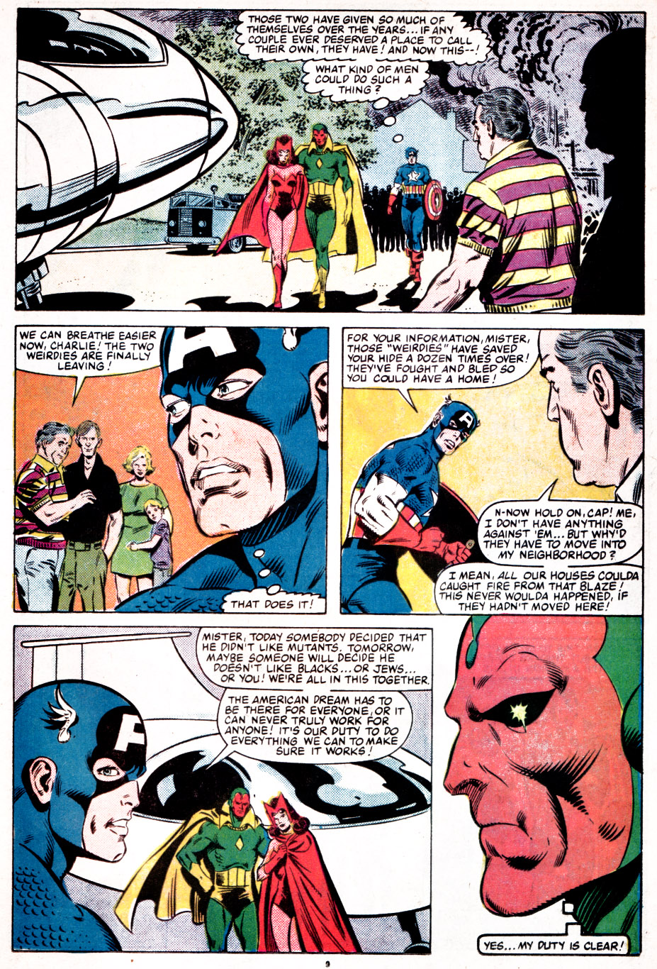 The Avengers (1963) 252 Page 9