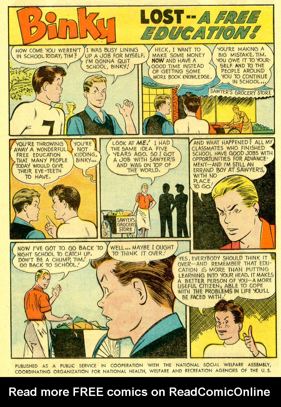Read online All-Star Western (1951) comic -  Issue #103 - 14