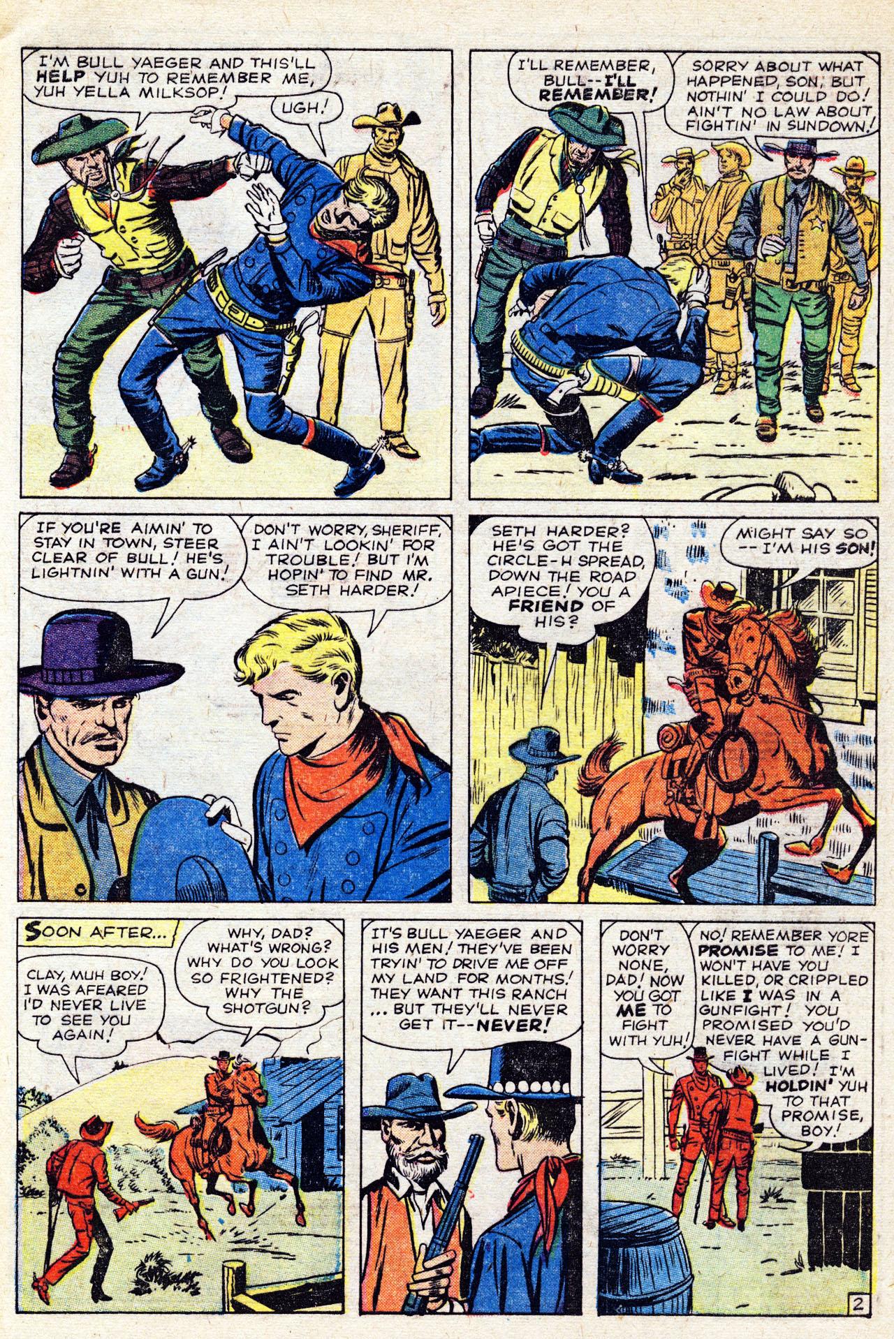 Read online Two-Gun Kid comic -  Issue #58 - 29