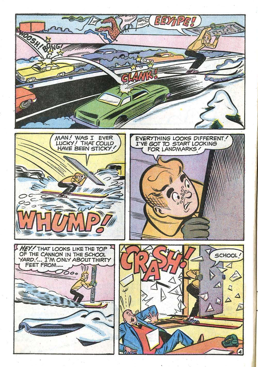 Read online Archie (1960) comic -  Issue #208 - 6