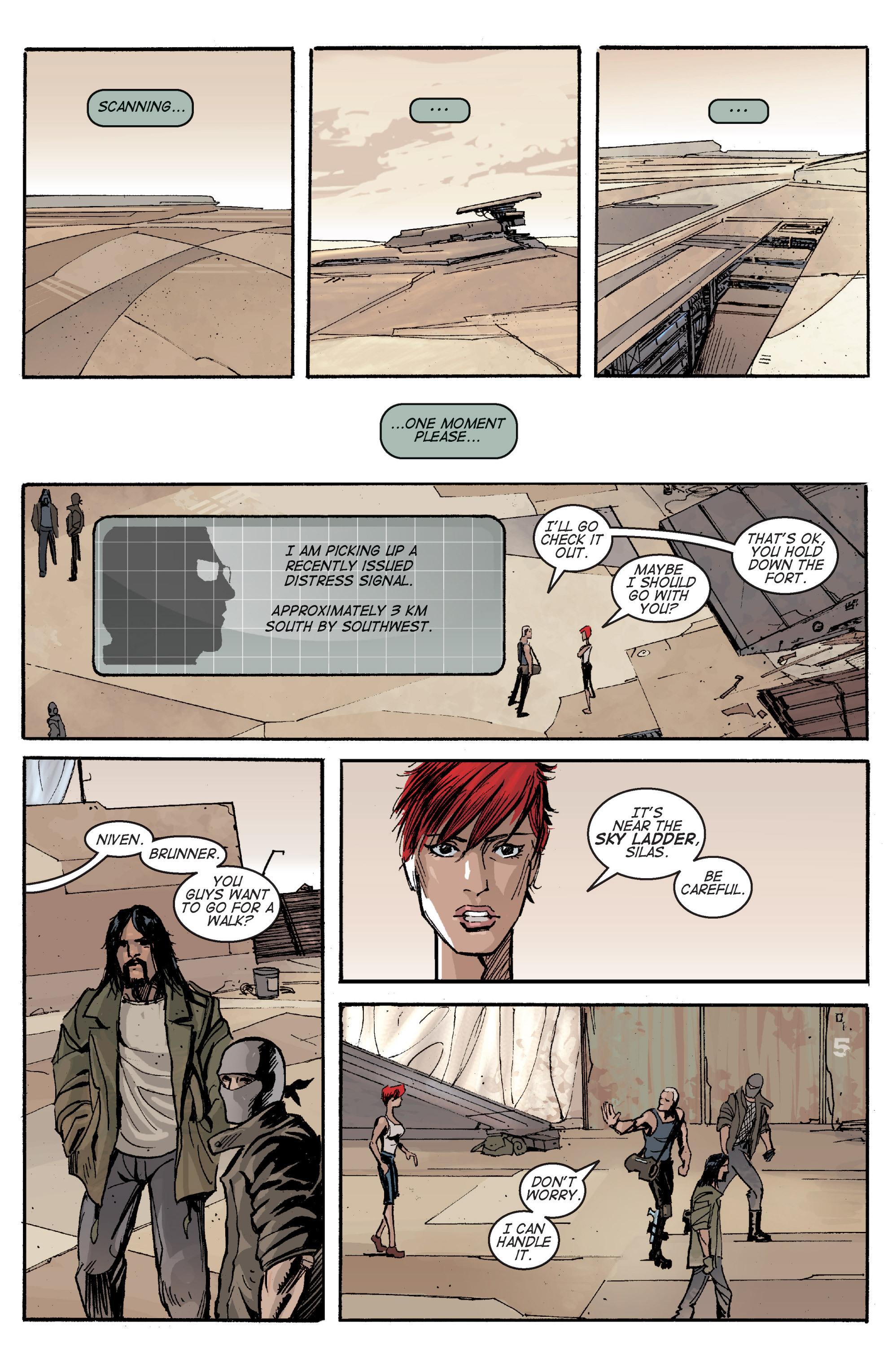 Read online Planetoid comic -  Issue # TPB - 111