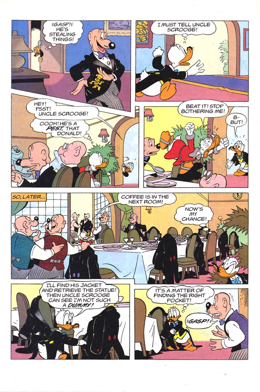 Read online Uncle Scrooge (1953) comic -  Issue #303 - 26