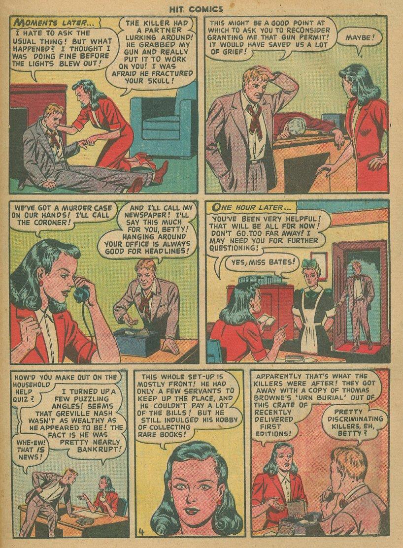 Read online Hit Comics comic -  Issue #61 - 31