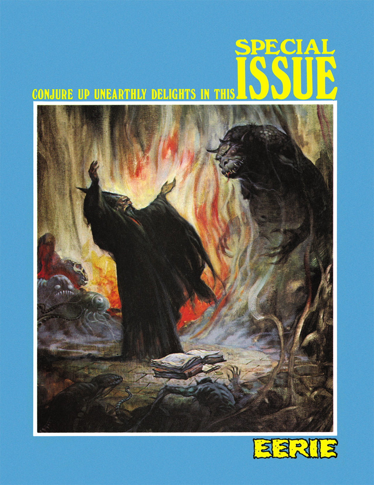 Read online Eerie Archives comic -  Issue # TPB 9 - 15