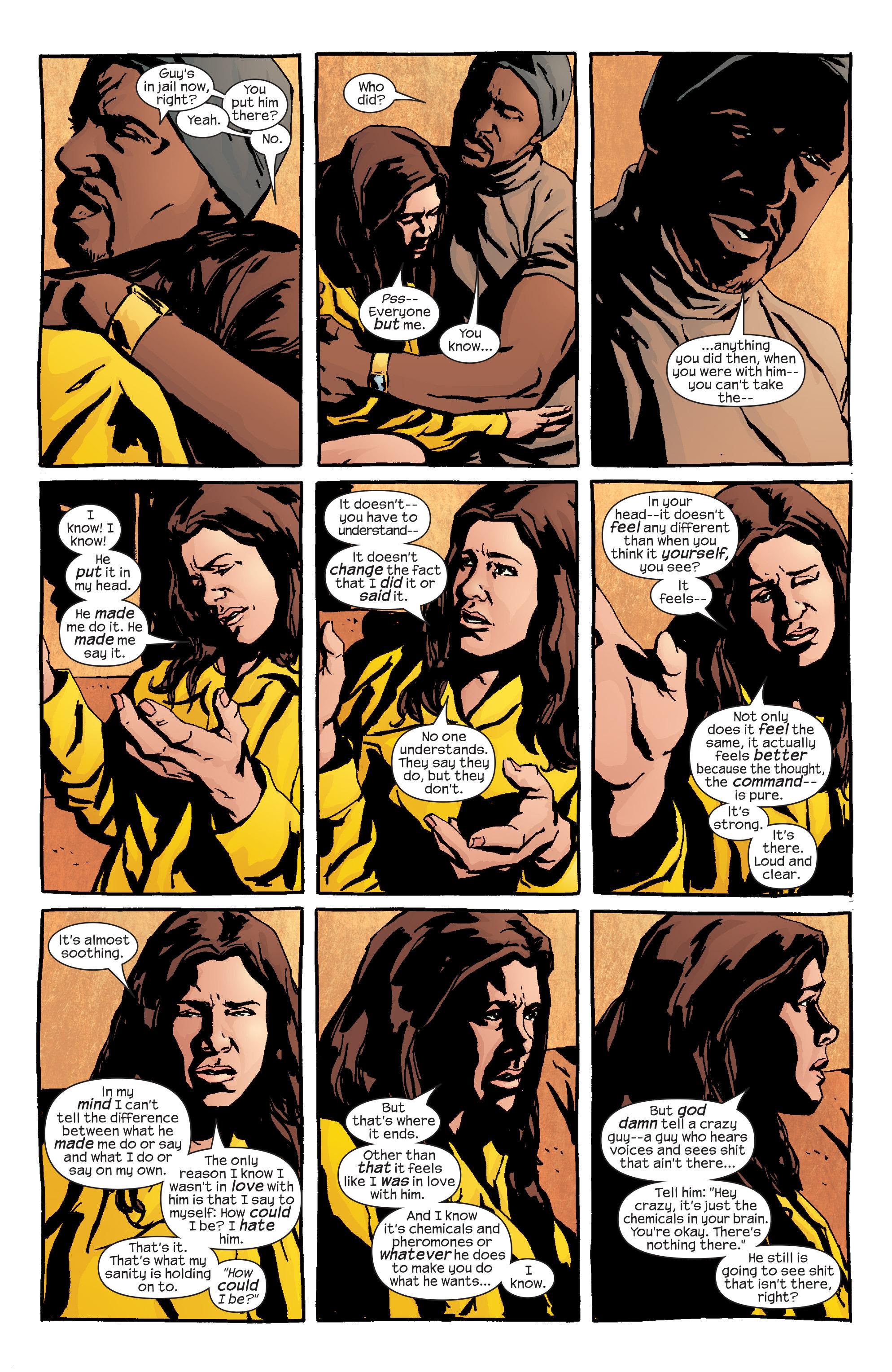 Read online Alias comic -  Issue #25 - 16