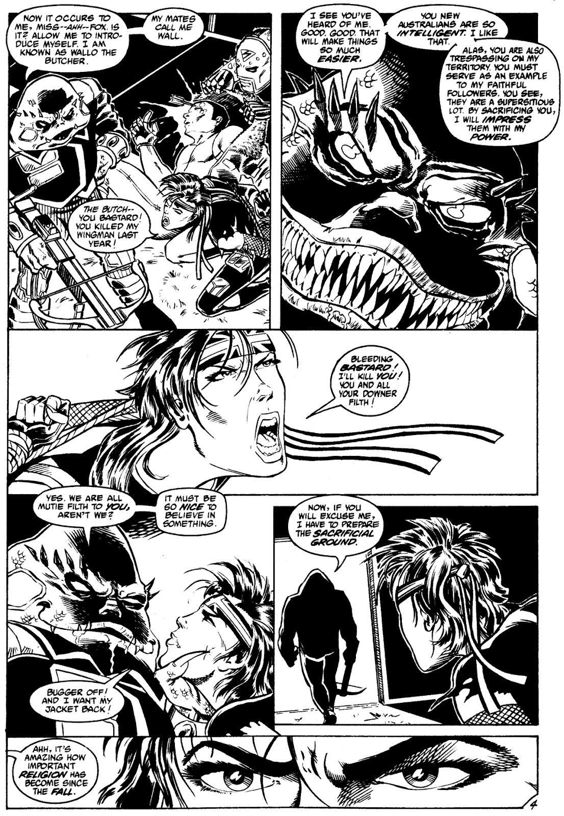 Shattered Earth issue 2 - Page 6