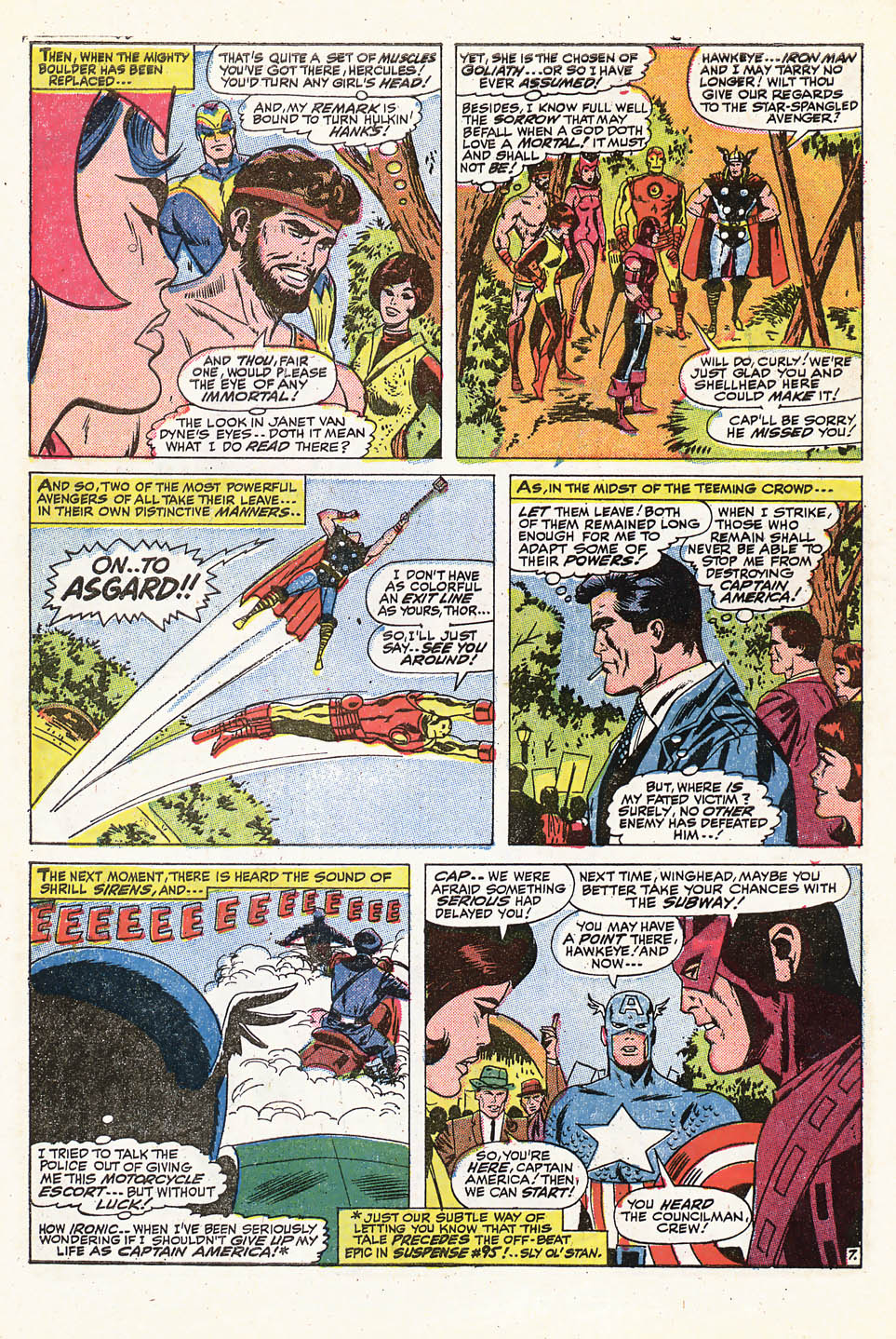 The Avengers (1963) 45 Page 7