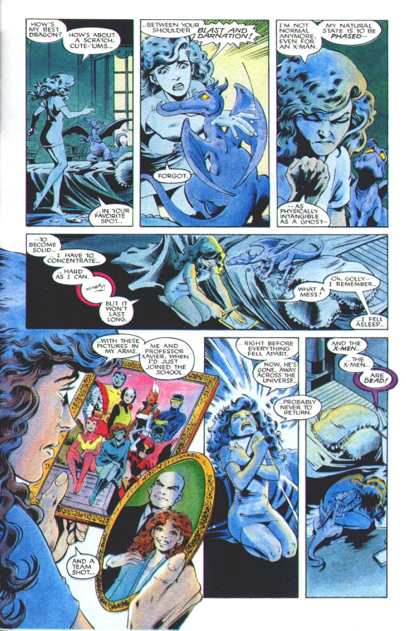 Read online Excalibur: The Sword is Drawn comic -  Issue # Full - 10