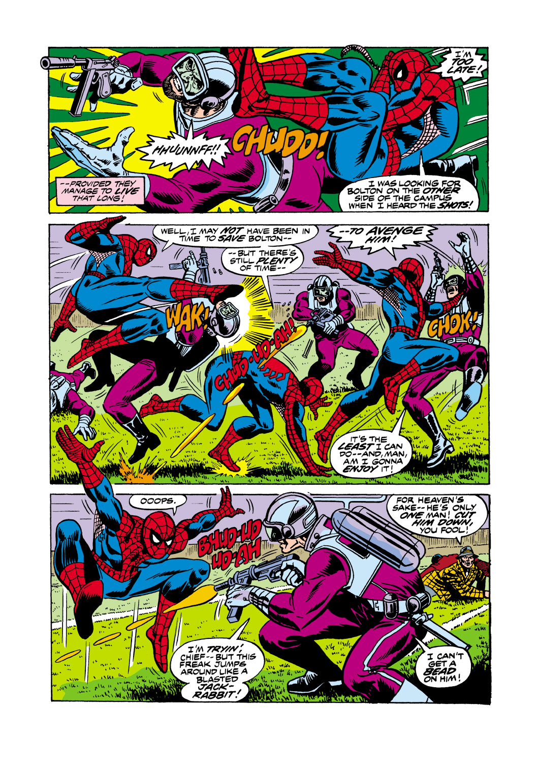 The Amazing Spider-Man (1963) 153 Page 16