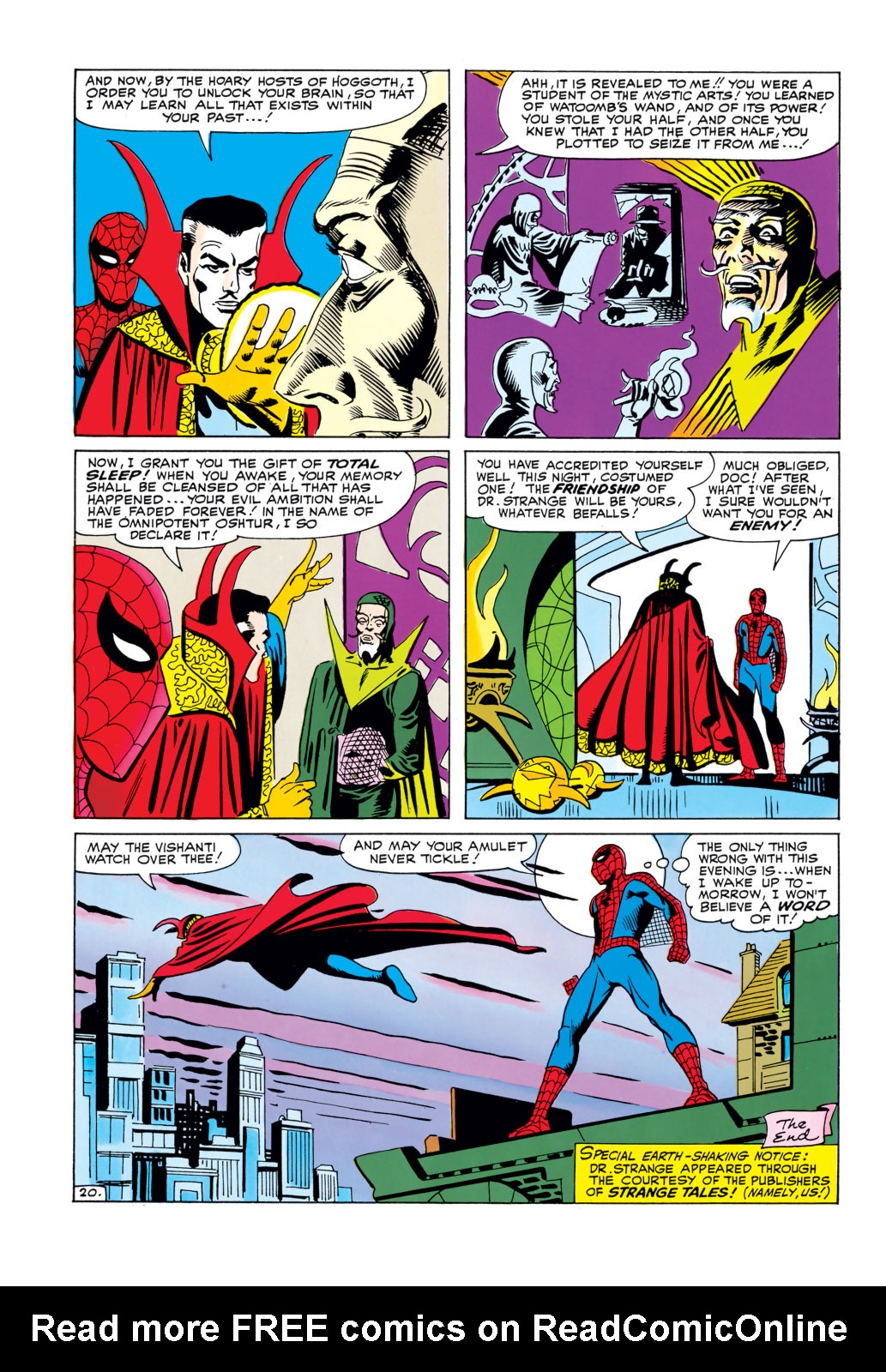 The Amazing Spider-Man (1963) _Annual_2 Page 20