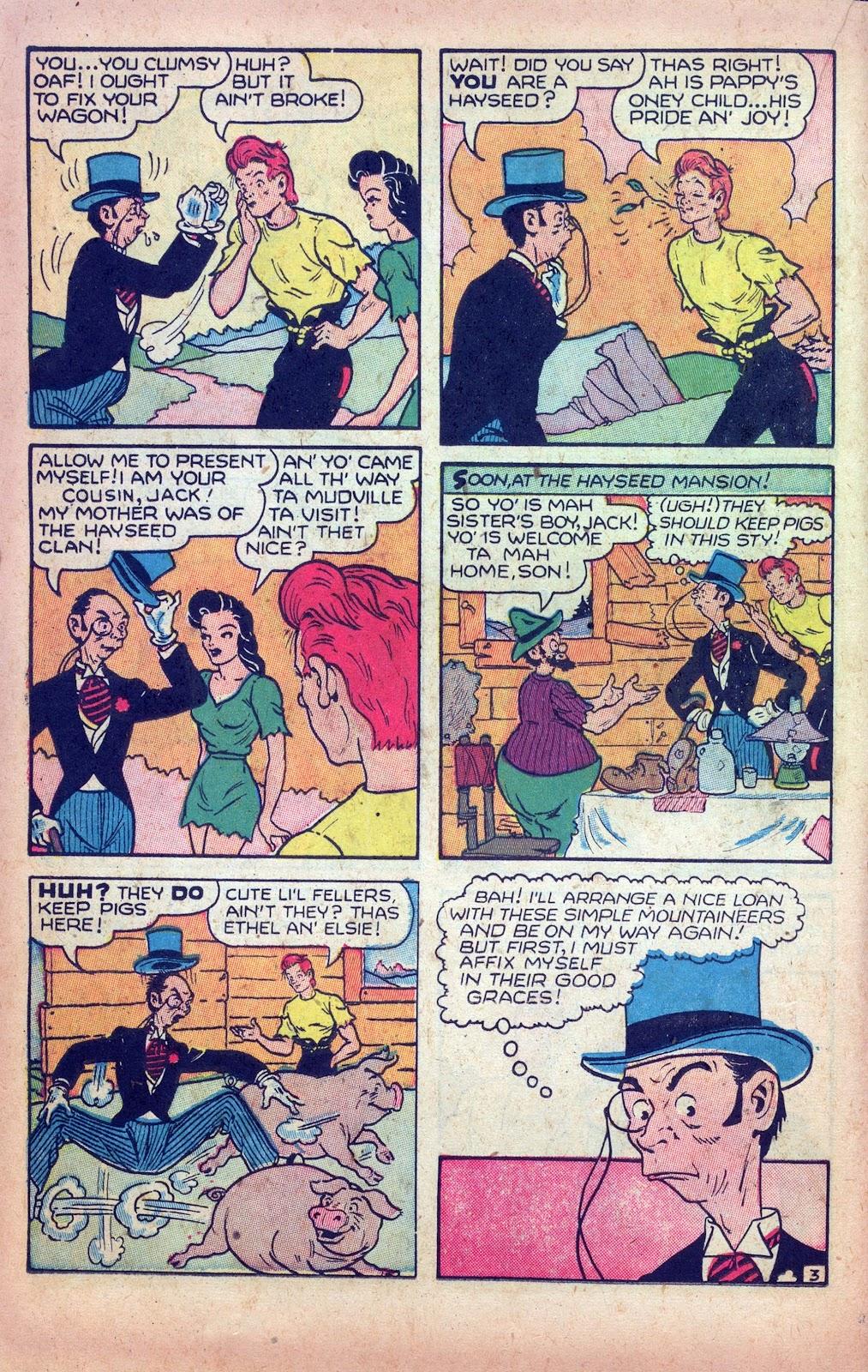 Read online Joker Comics comic -  Issue #28 - 24