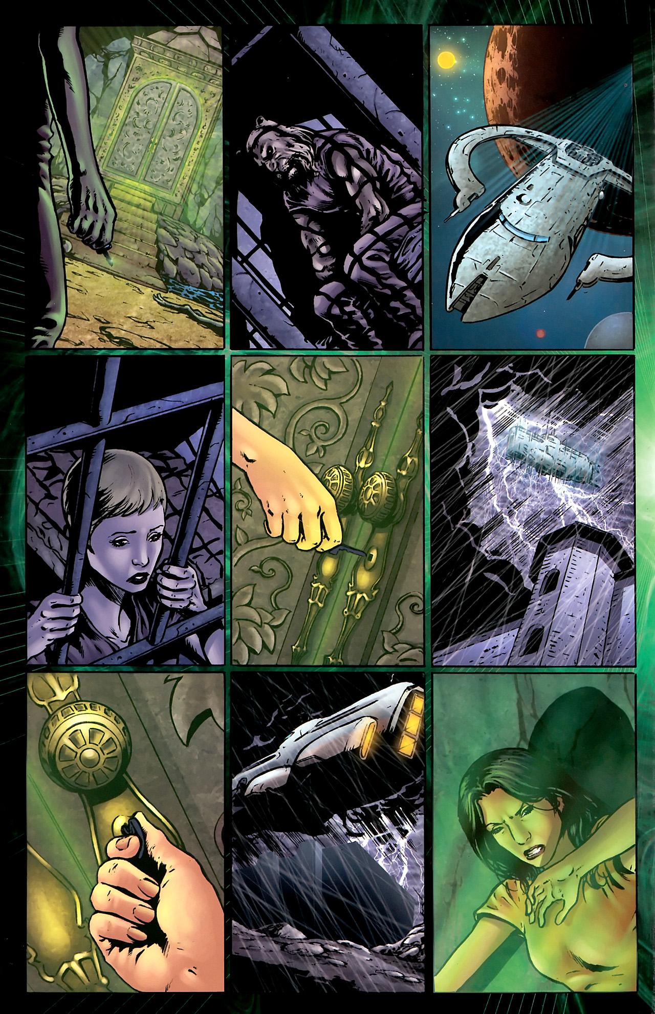 Read online Stargate Vala Mal Doran comic -  Issue #3 - 8