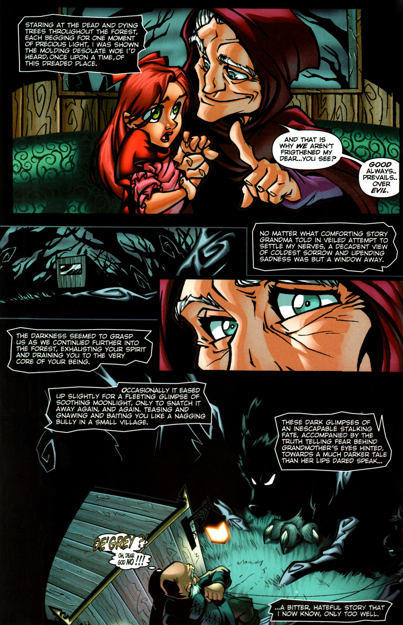 Read online Abiding Perdition comic -  Issue #1 - 8