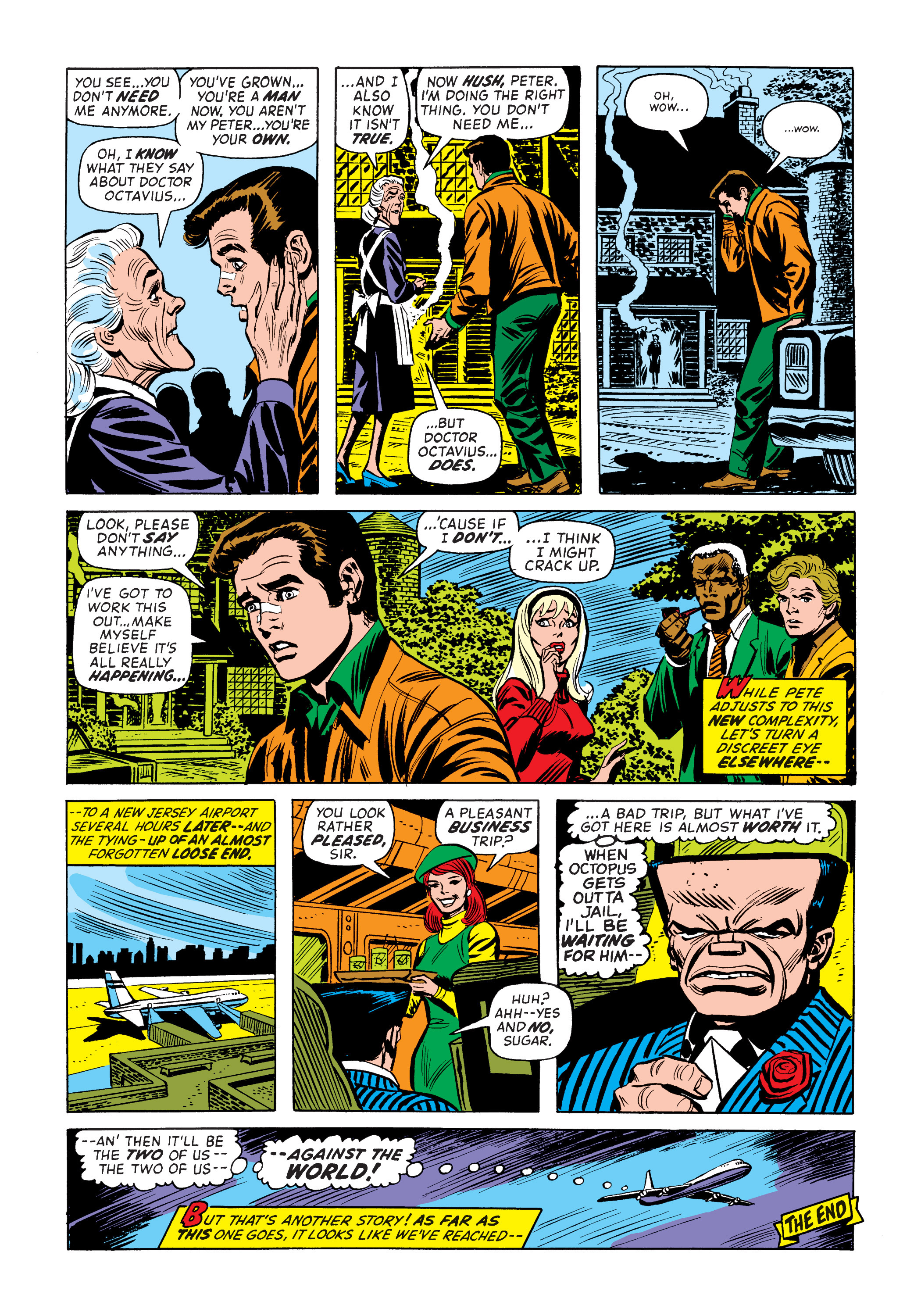 The Amazing Spider-Man (1963) 115 Page 20