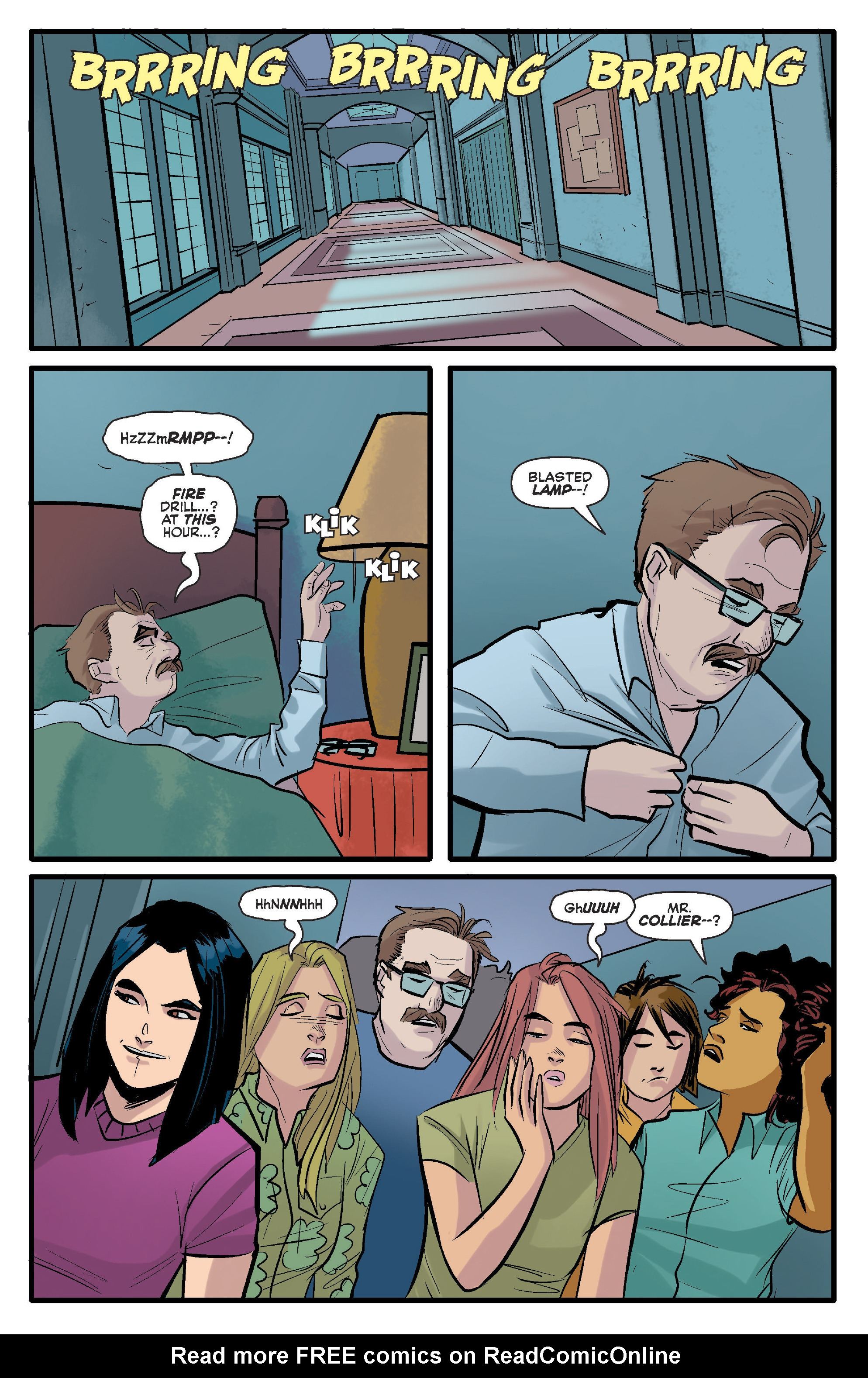 Read online Archie (2015) comic -  Issue #17 - 17