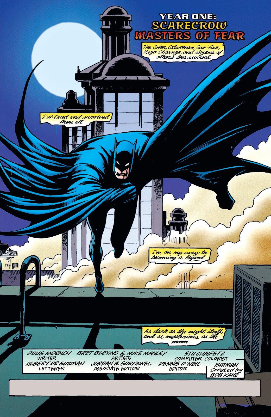 Read online Batman Arkham: Scarecrow comic -  Issue # TPB (Part 2) - 41