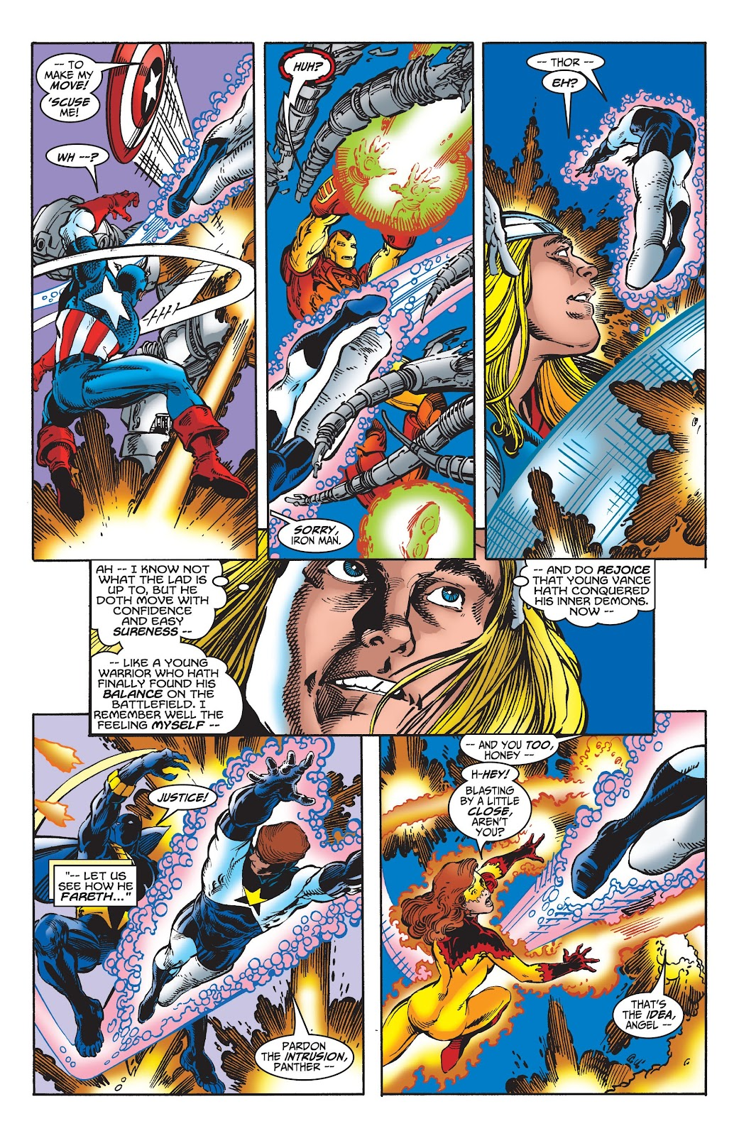 Avengers (1998) issue TPB 2 (Part 4) - Page 27